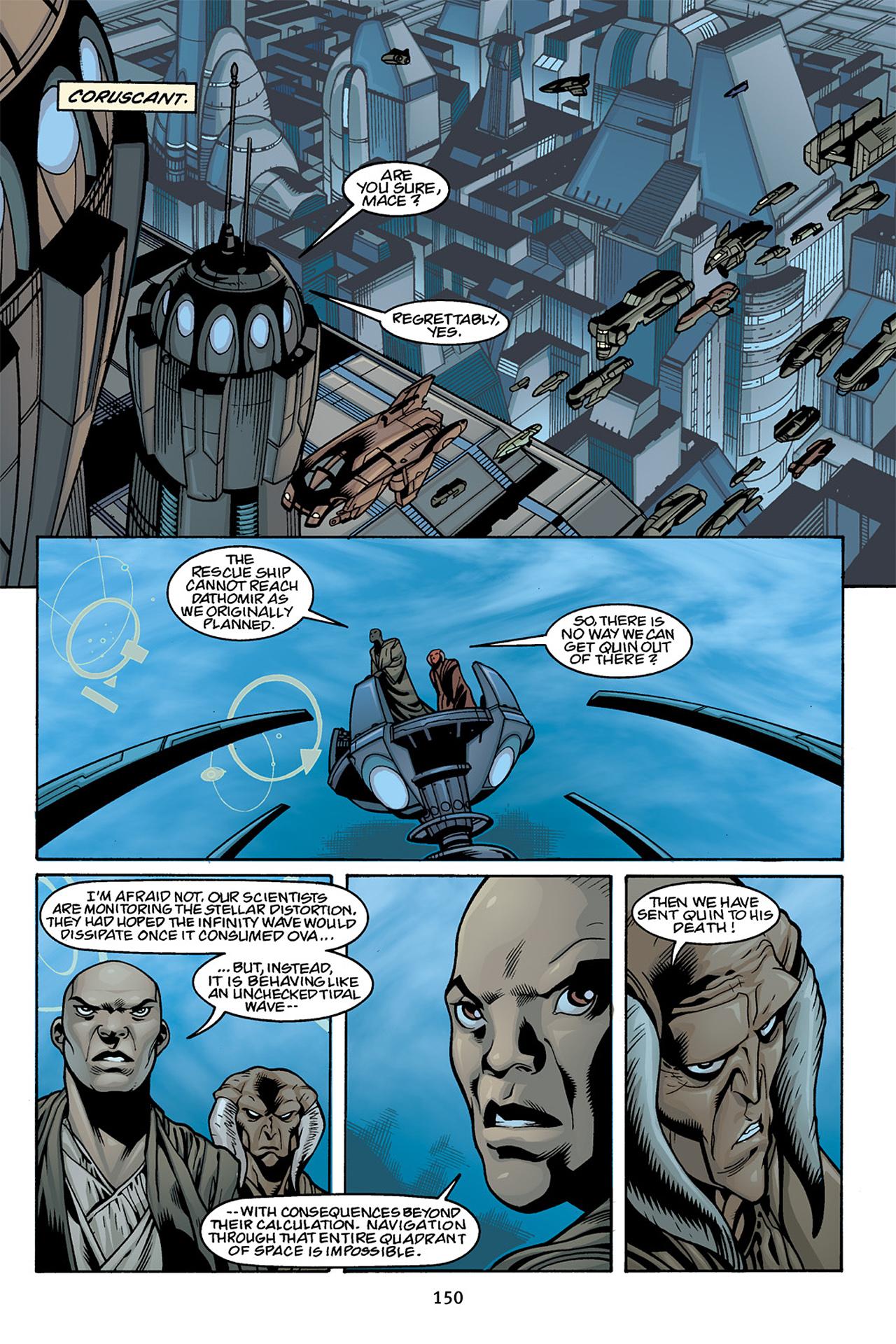 Read online Star Wars Omnibus comic -  Issue # Vol. 15 - 147