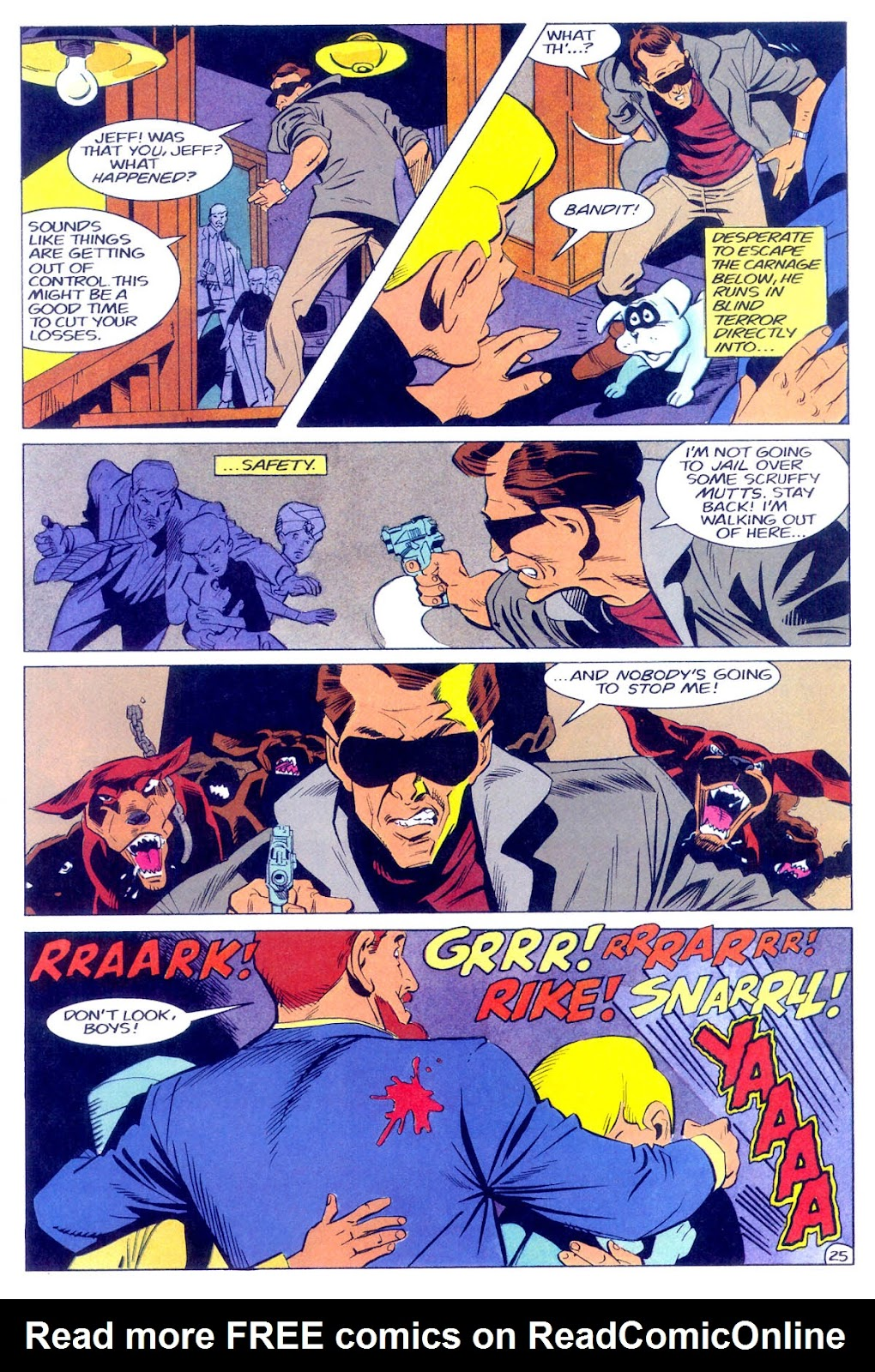 Jonny Quest (1986) issue 11 - Page 28