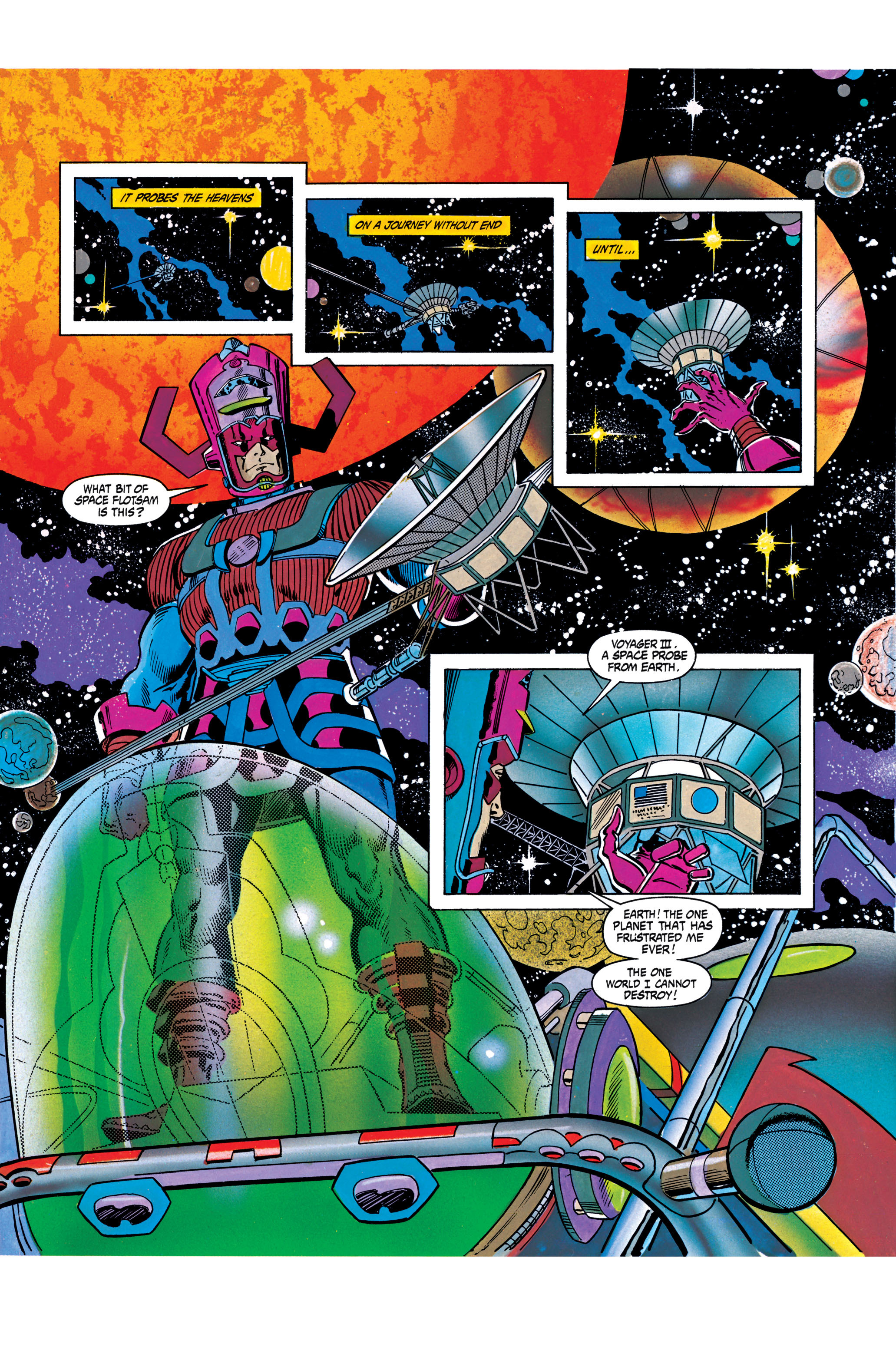 Read online Silver Surfer: Parable comic -  Issue # TPB - 59