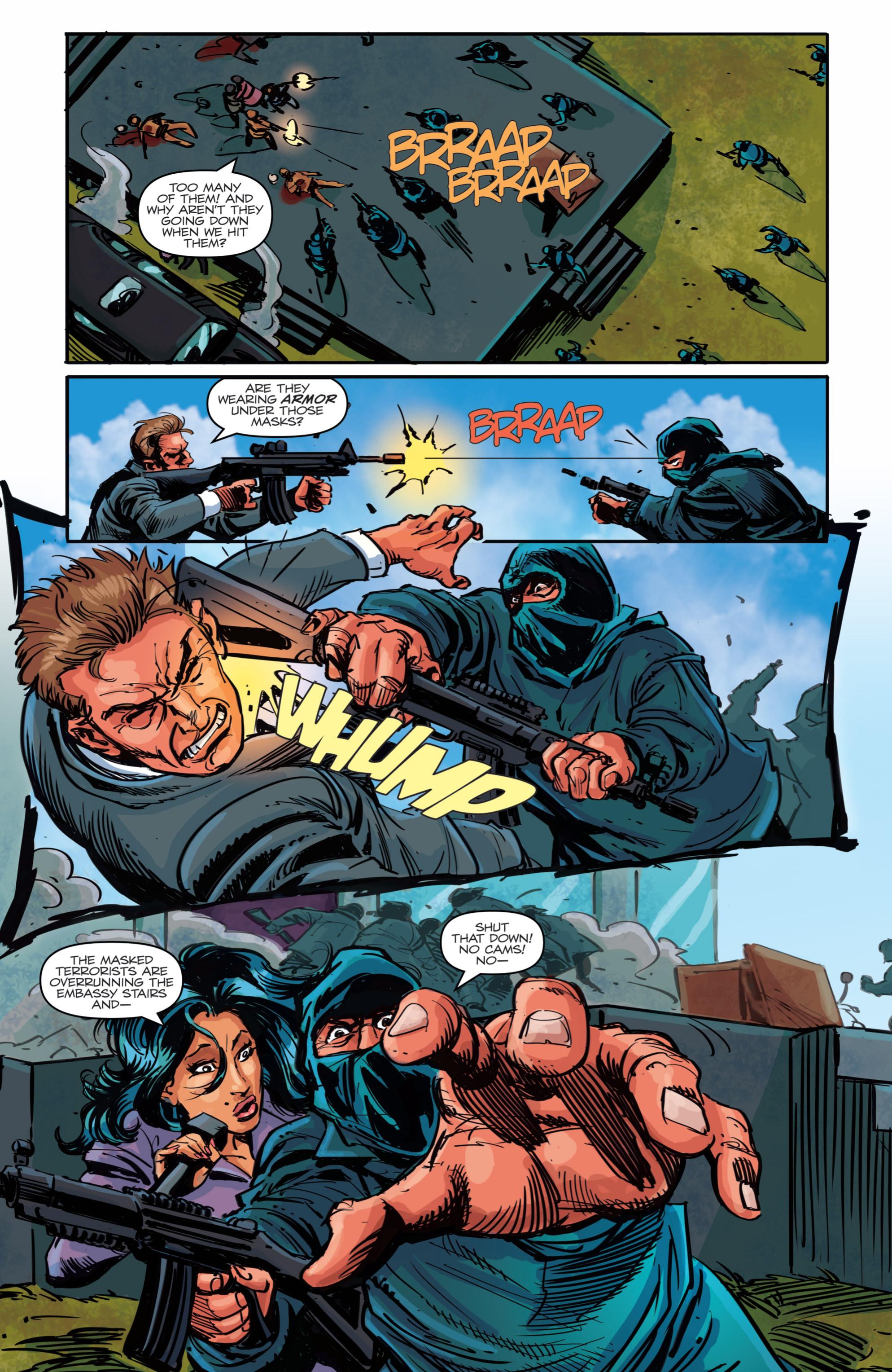 G.I. Joe: A Real American Hero 193 Page 14