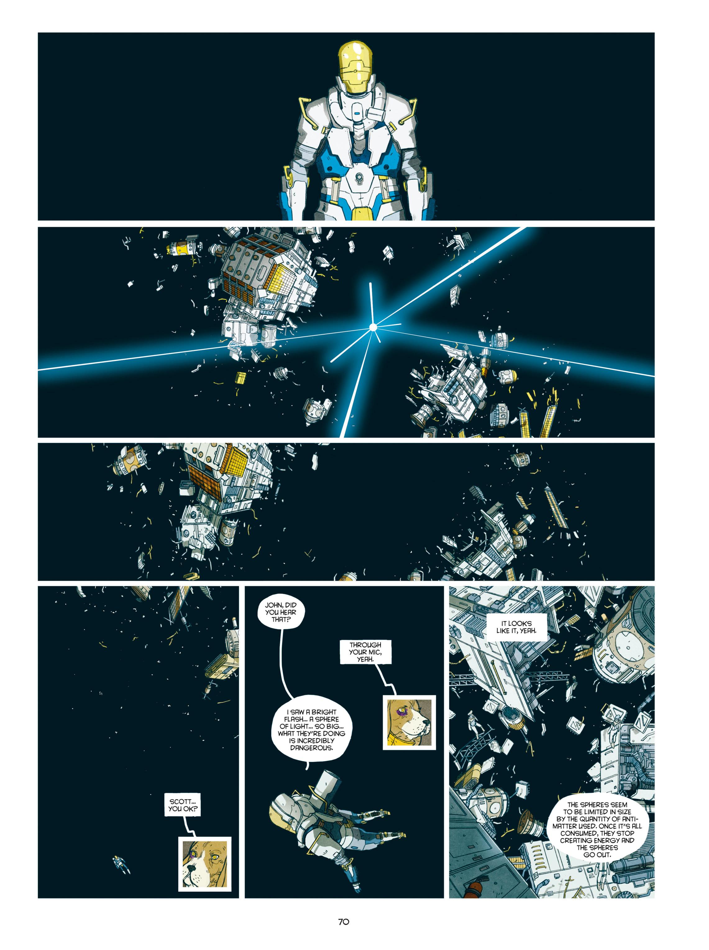 Read online Shangri-La comic -  Issue # Full - 71