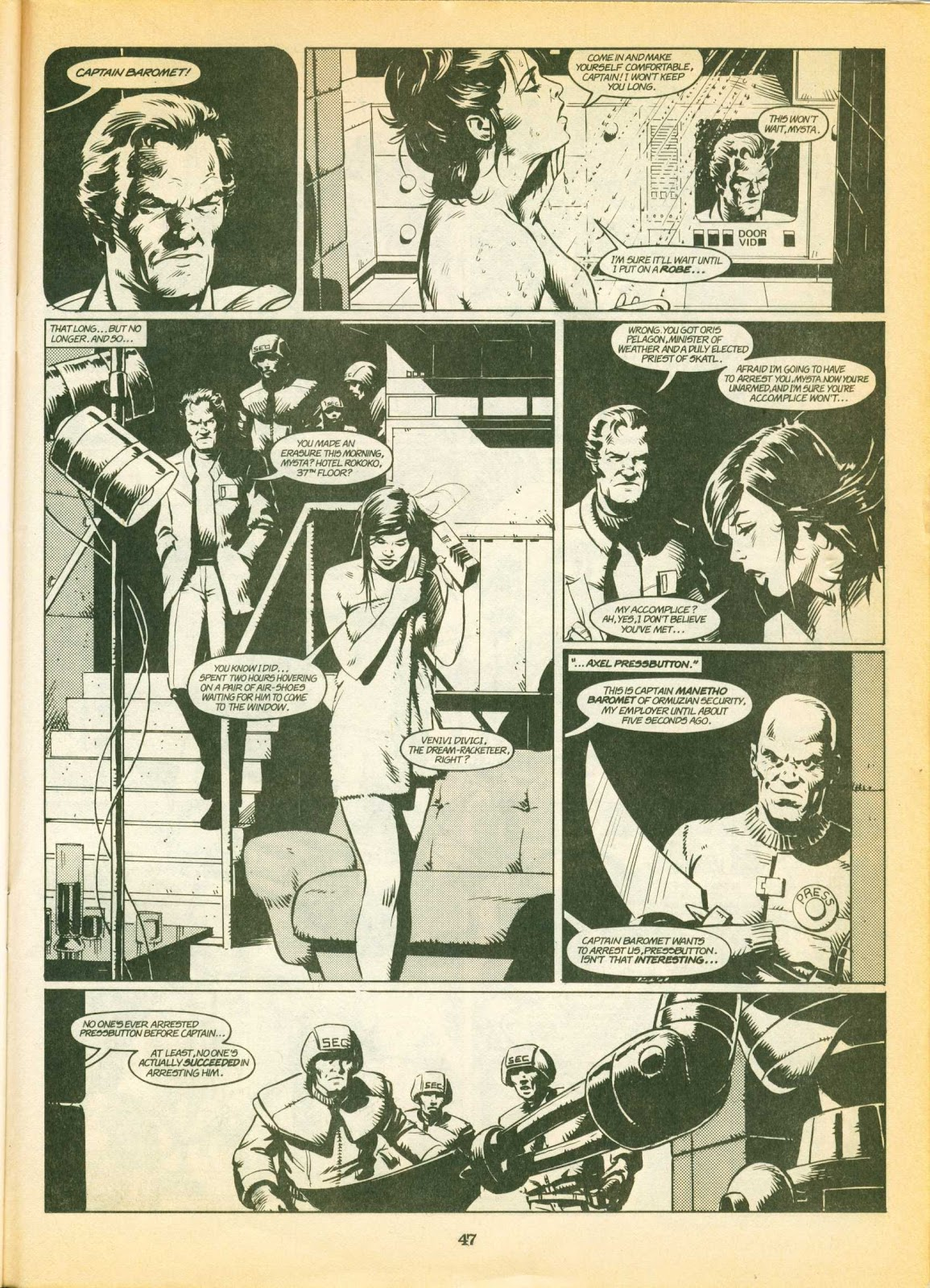 Warrior Issue #1 #2 - English 47