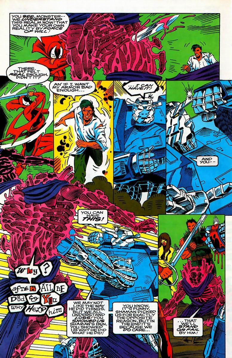 Read online Alpha Flight (1983) comic -  Issue #126 - 14