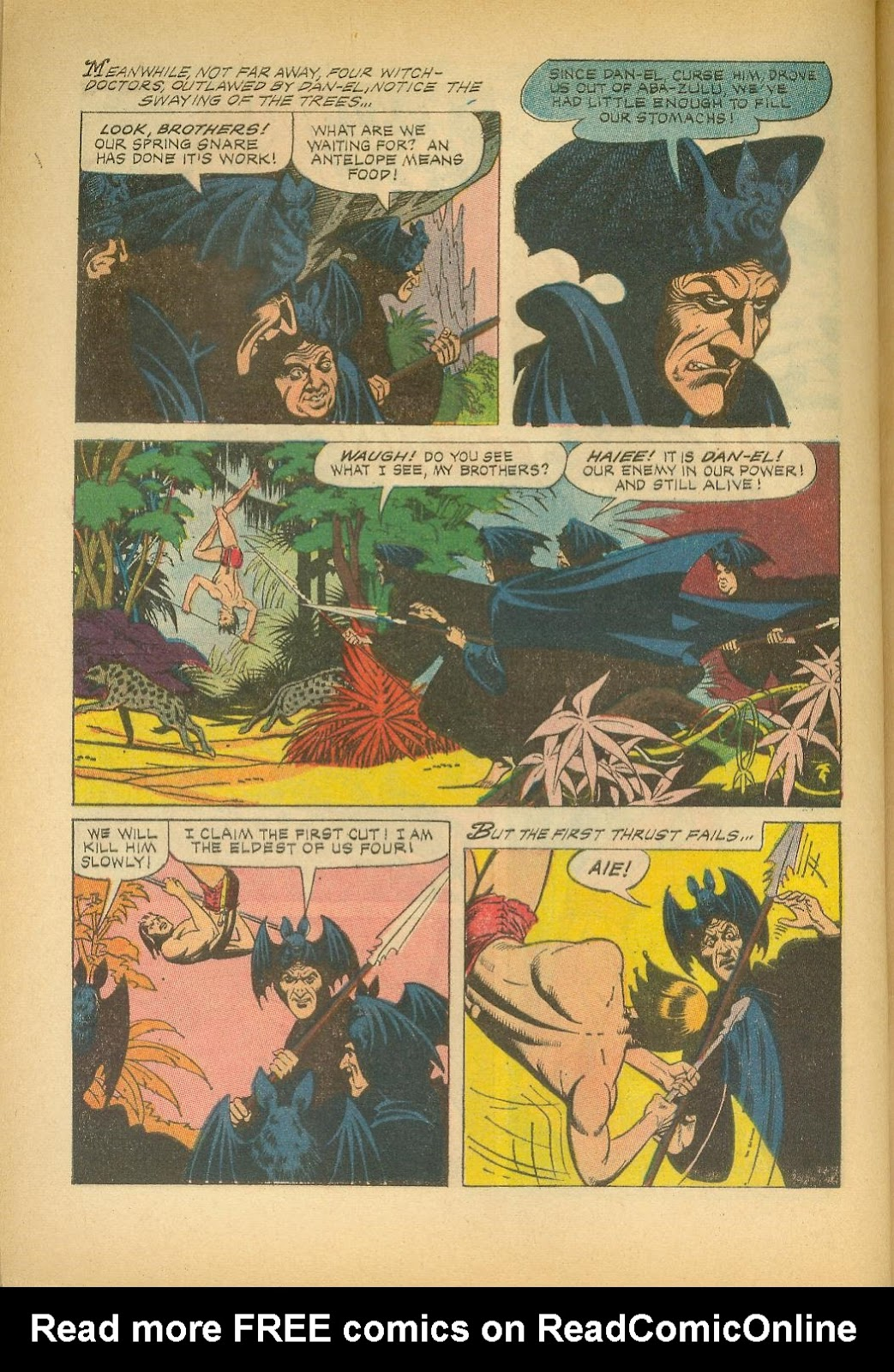 Tarzan (1962) issue 160 - Page 32