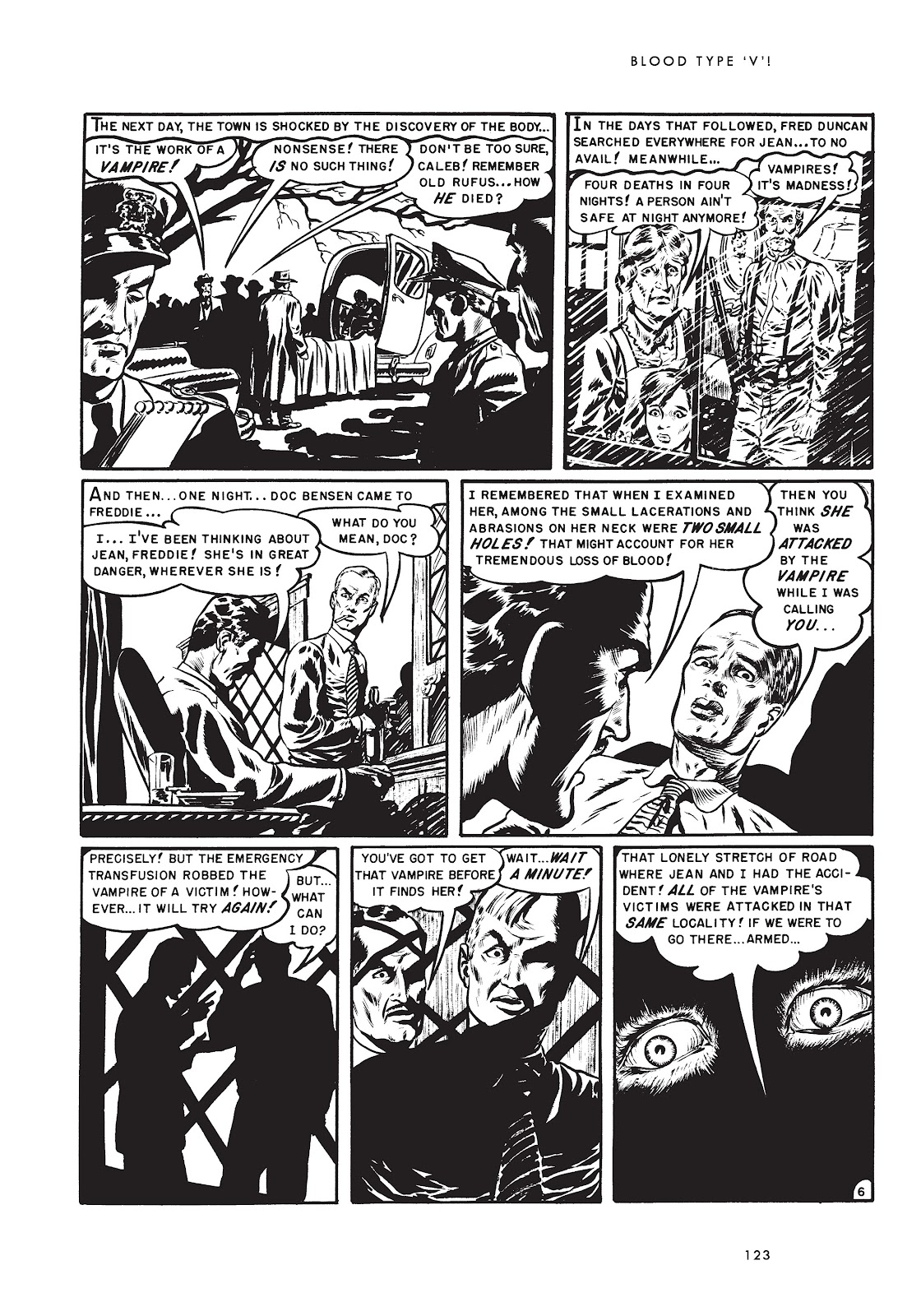 Read online Doctor of Horror and Other Stories comic -  Issue # TPB (Part 2) - 39