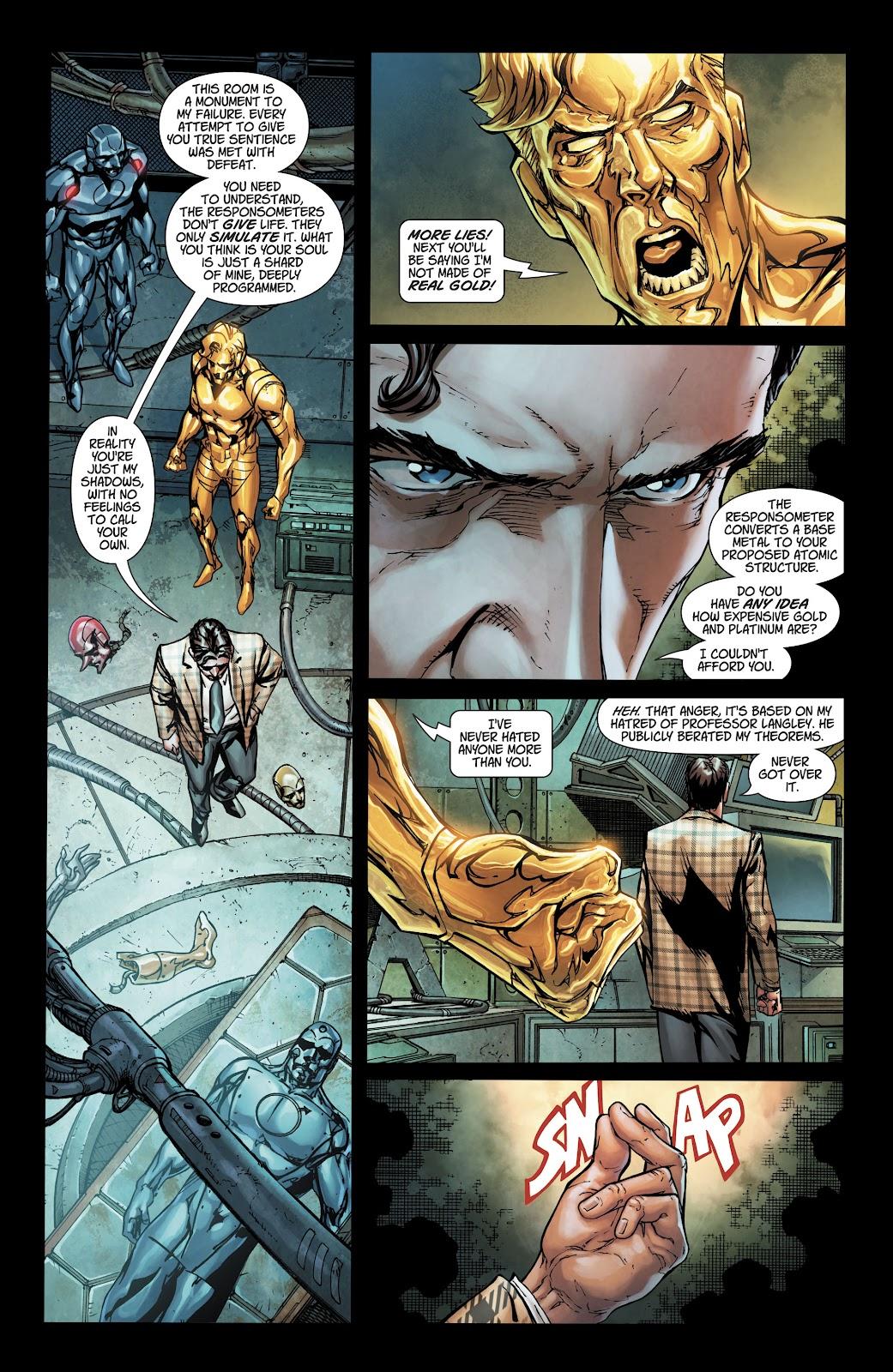 Read online Metal Men (2019) comic -  Issue #1 - 18