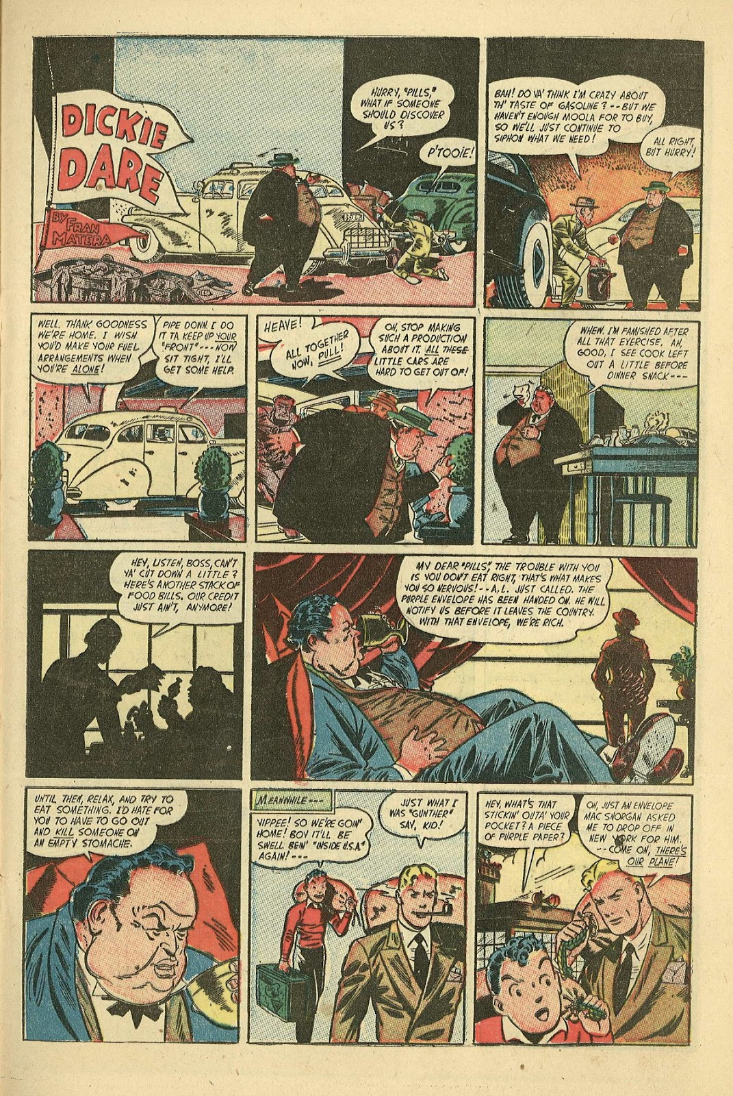Read online Famous Funnies comic -  Issue #198 - 25