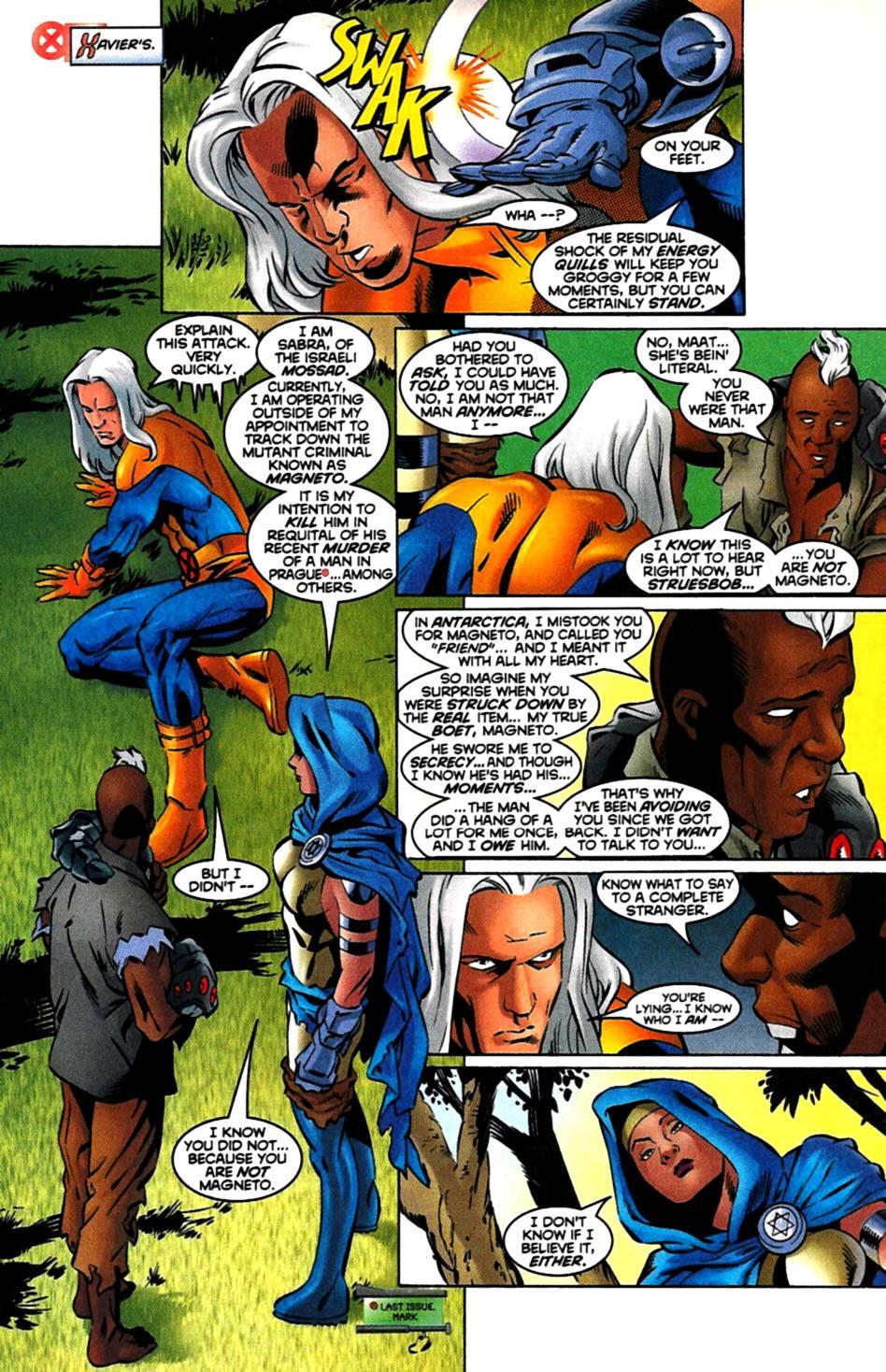 X-Men (1991) 73 Page 20