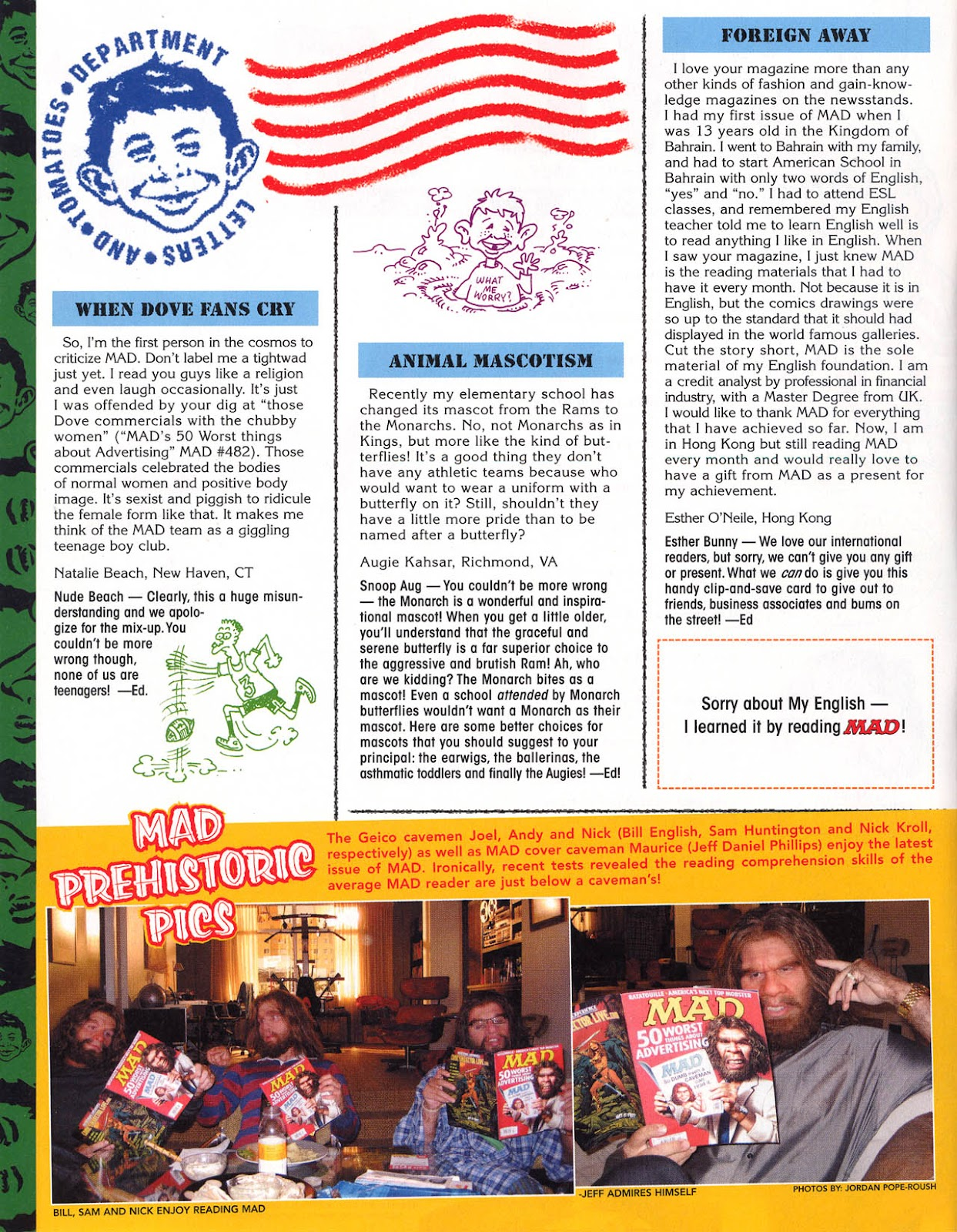 MAD issue 484 - Page 4