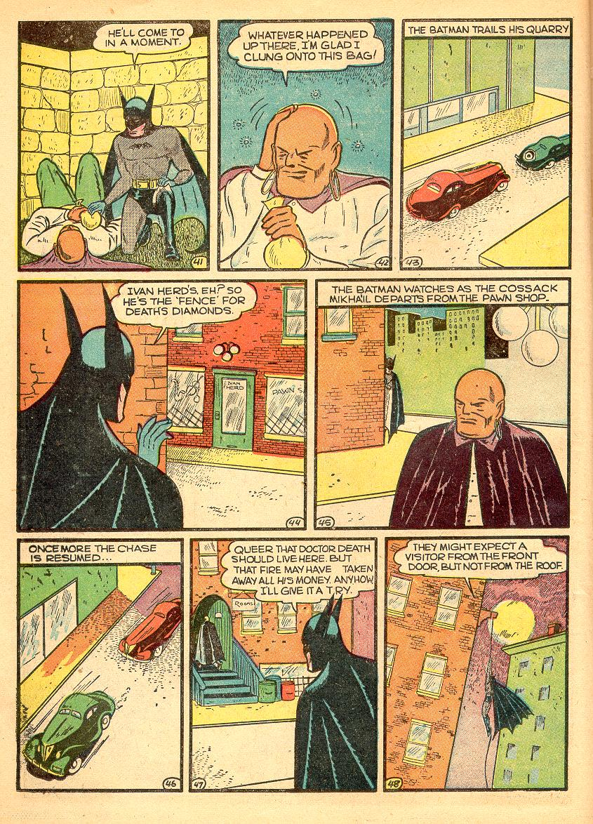 Read online Detective Comics (1937) comic -  Issue #30 - 8