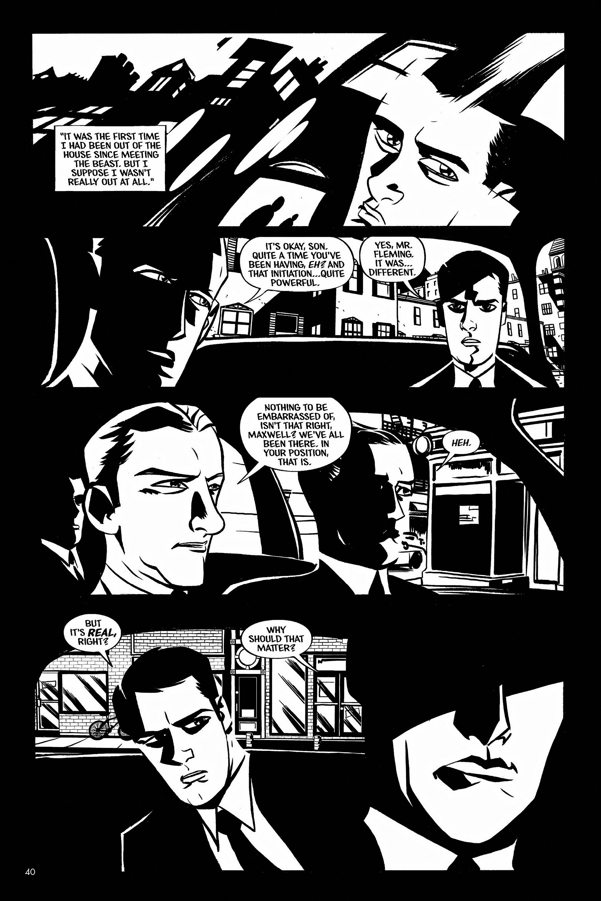 Read online Aleister & Adolf comic -  Issue # TPB - 39