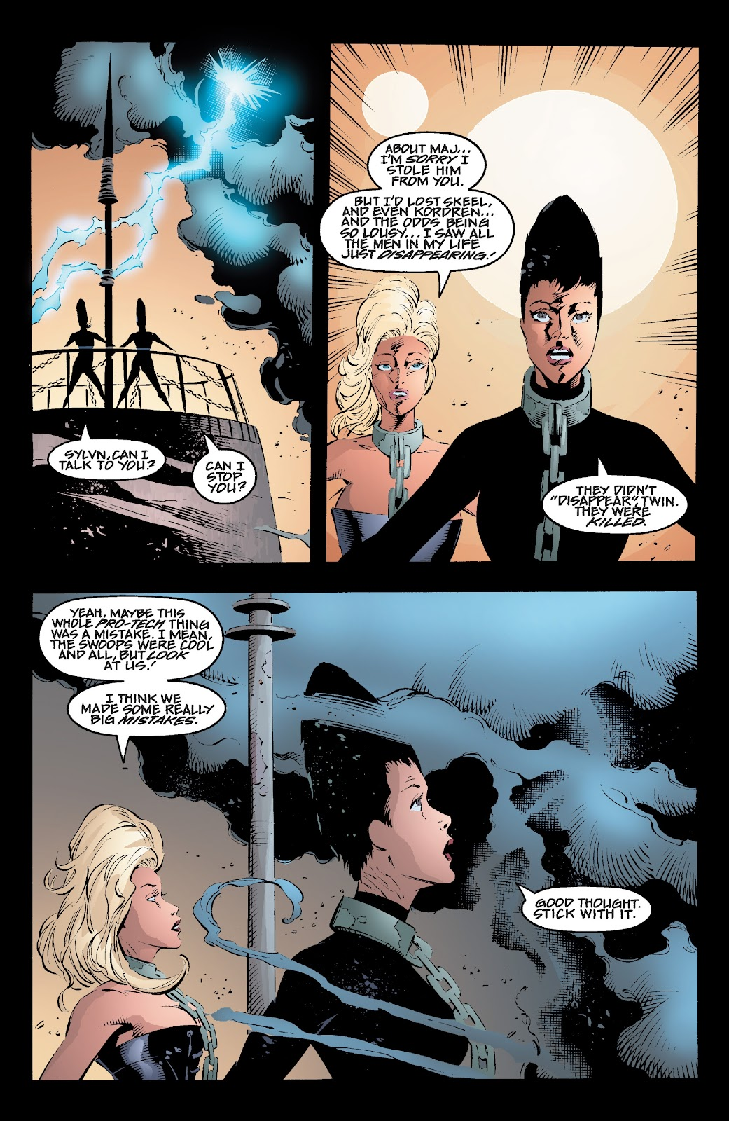 Read online Star Wars Legends: Rise of the Sith - Epic Collection comic -  Issue # TPB 2 (Part 2) - 8