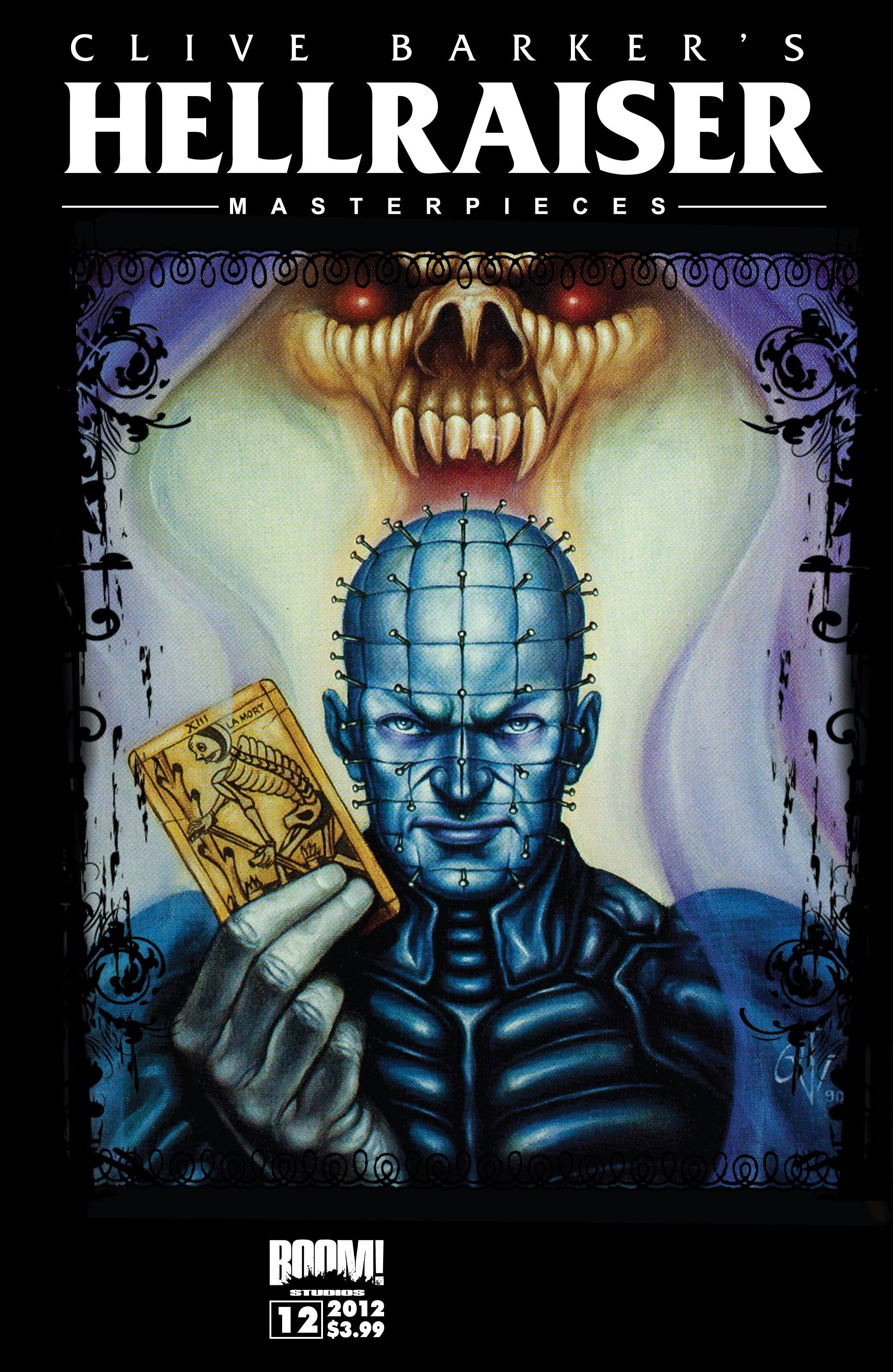 Clive Barkers Hellraiser Masterpieces 12 Page 1