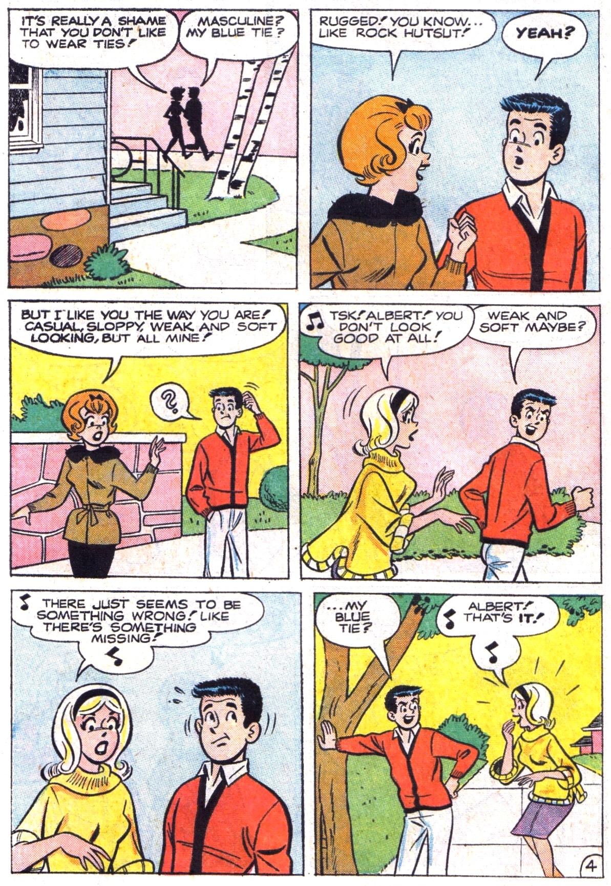 Read online She's Josie comic -  Issue #5 - 6
