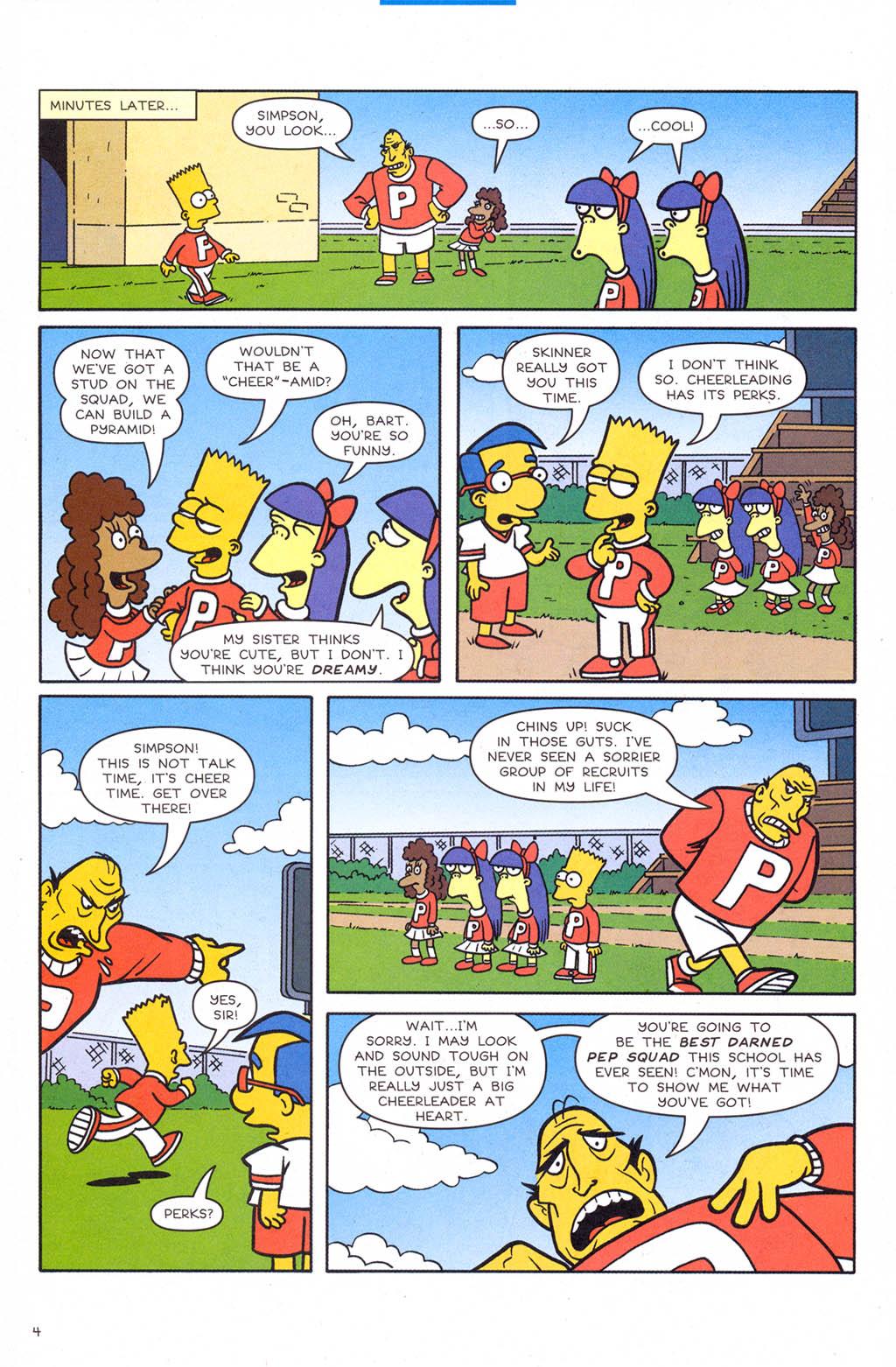 Read online Simpsons Comics Presents Bart Simpson comic -  Issue #24 - 6