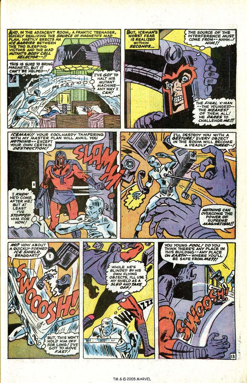 Uncanny X-Men (1963) issue 70 - Page 41