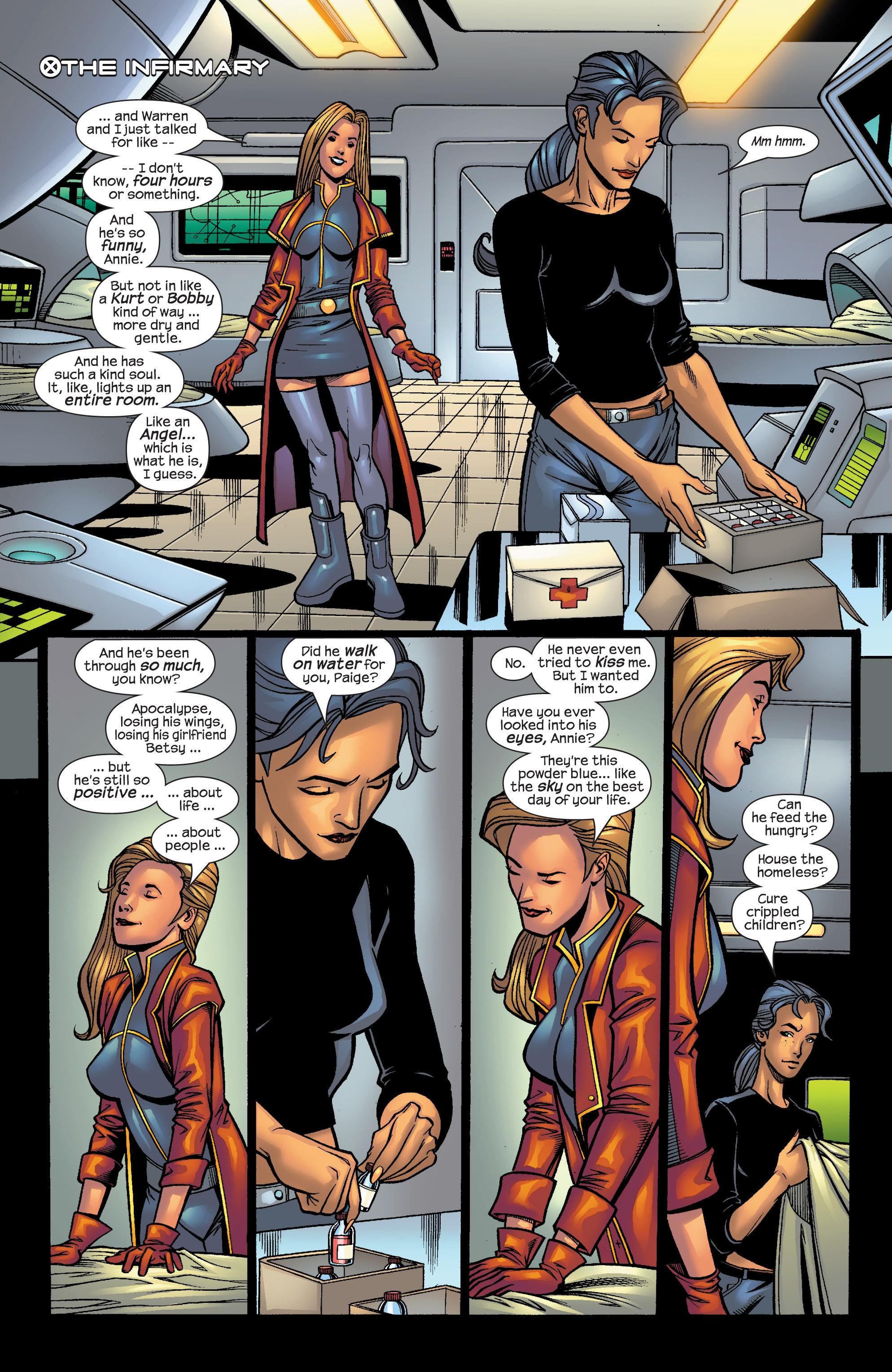 Read online Uncanny X-Men (1963) comic -  Issue #421 - 15