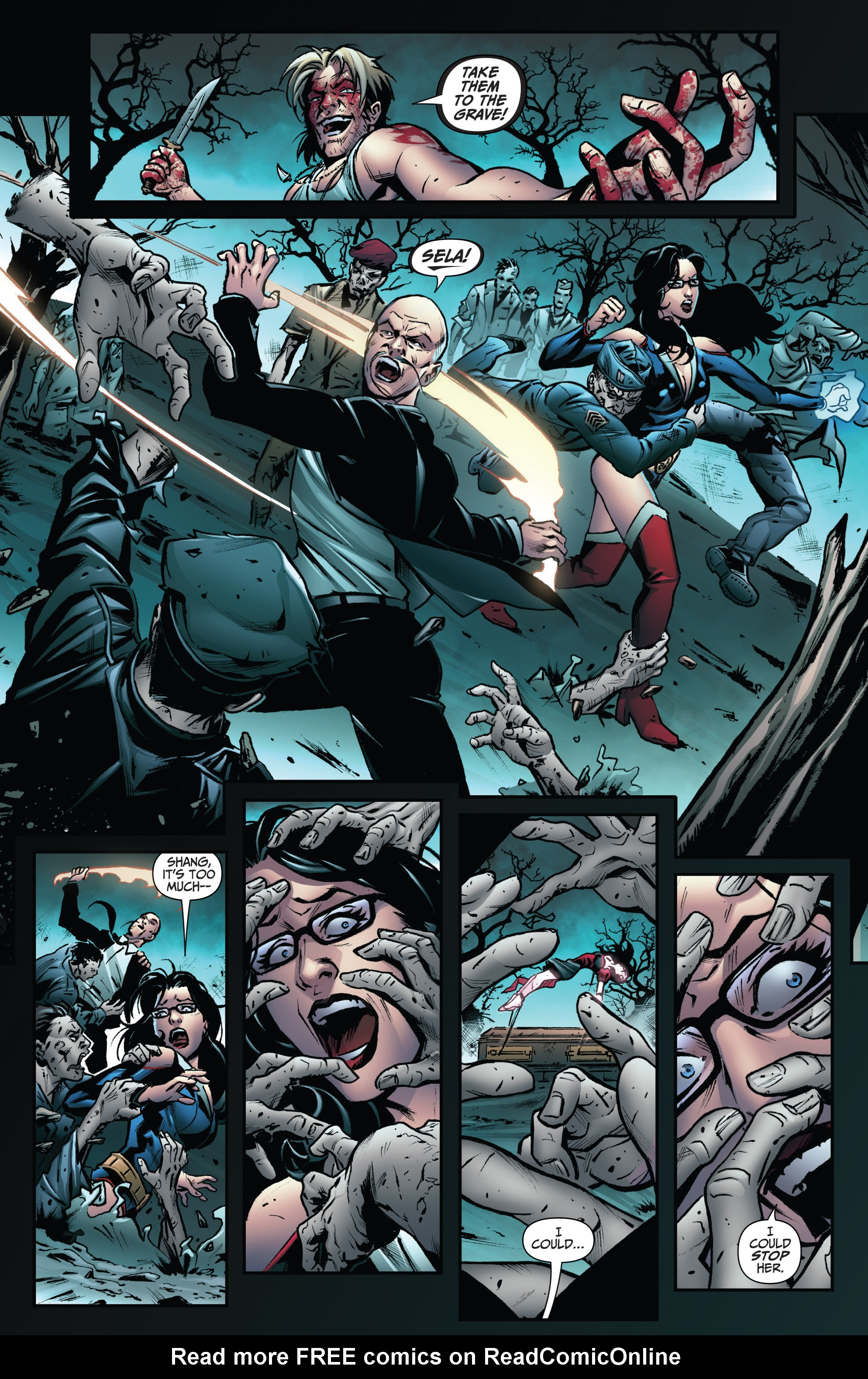 Read online Grimm Fairy Tales: Arcane Acre comic -  Issue # TPB 3 - 43