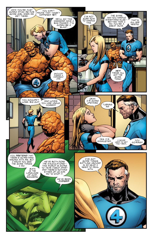 Read online Fantastic Four: Season One comic -  Issue # TPB - 122