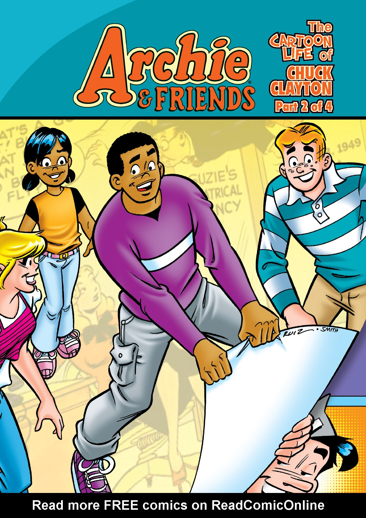 Read online Archie's Funhouse Double Digest comic -  Issue #9 - 35