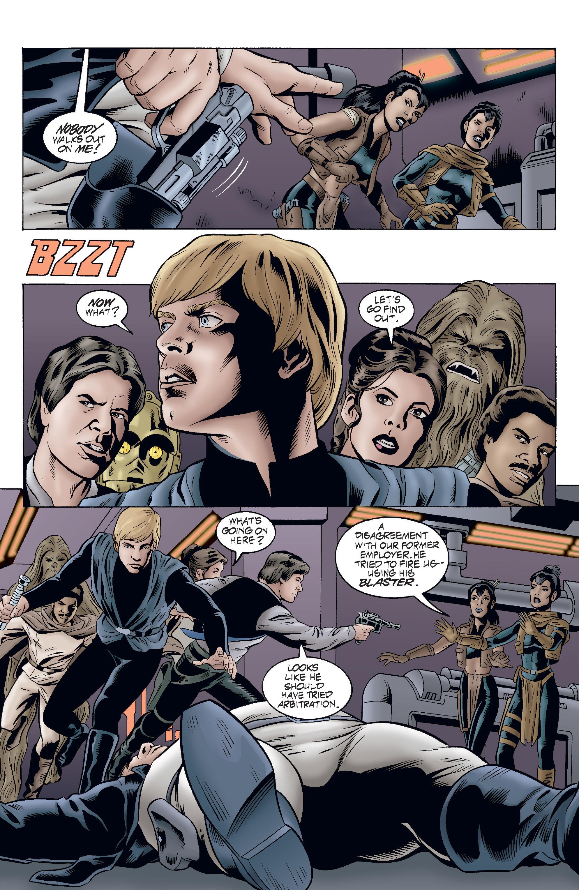 Read online Star Wars Omnibus comic -  Issue # Vol. 11 - 396