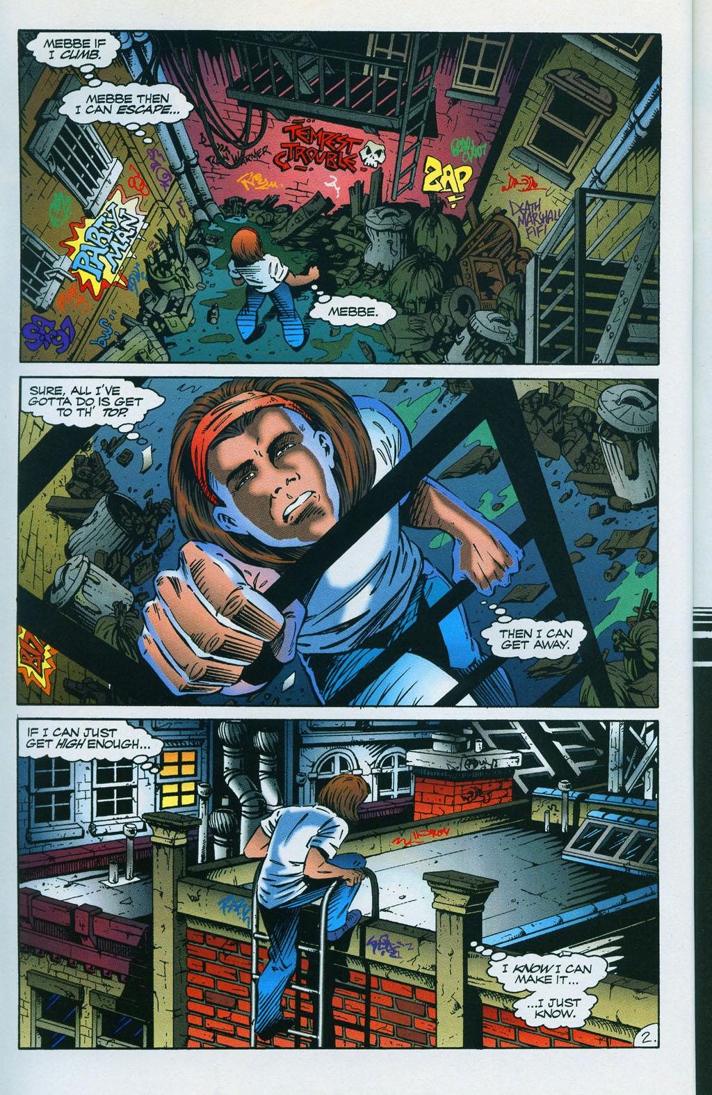 Read online ShadowHawk comic -  Issue #7 - 5