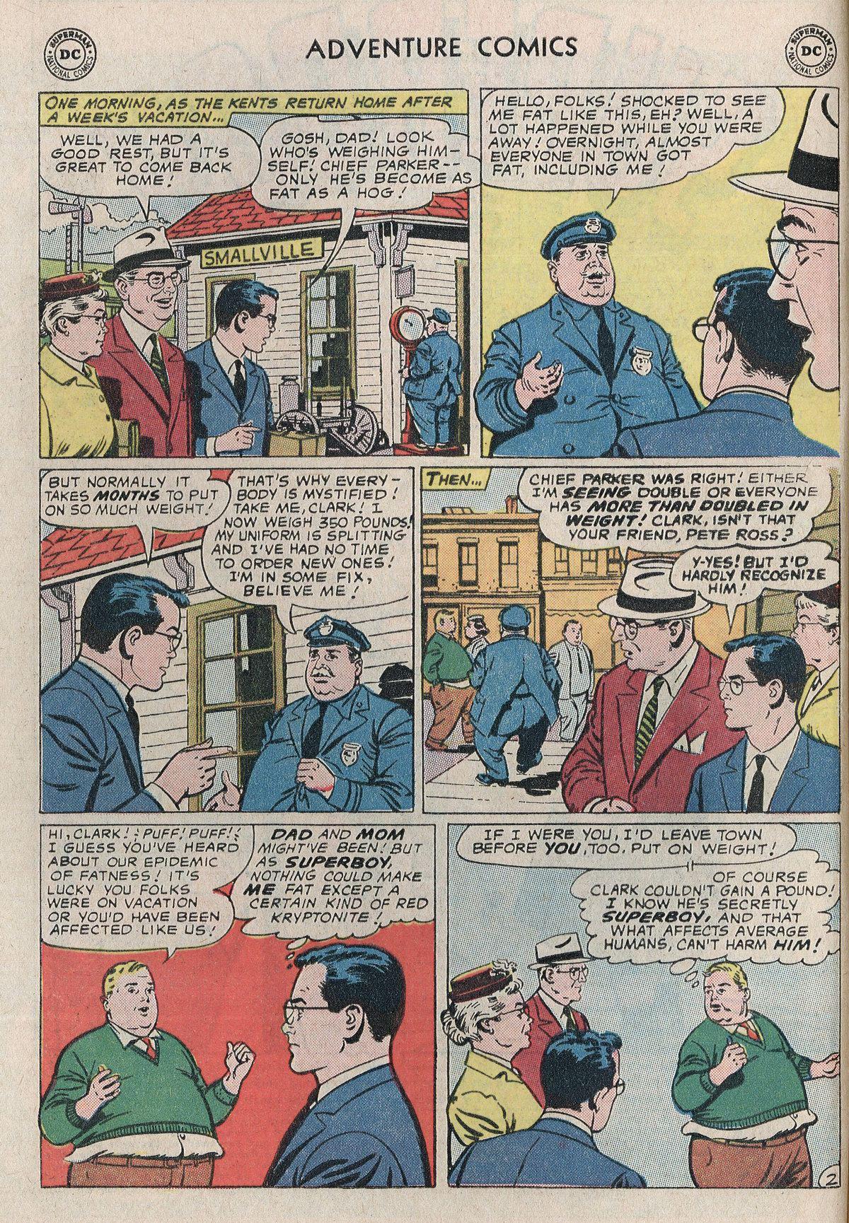 Read online Adventure Comics (1938) comic -  Issue #298 - 4