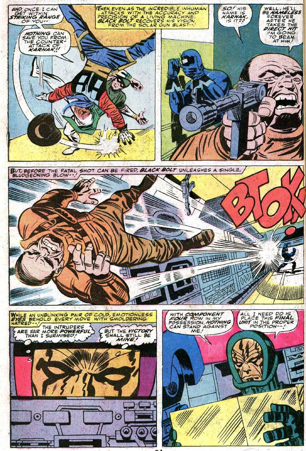Giant-Size Fantastic Four issue 5 - Page 26