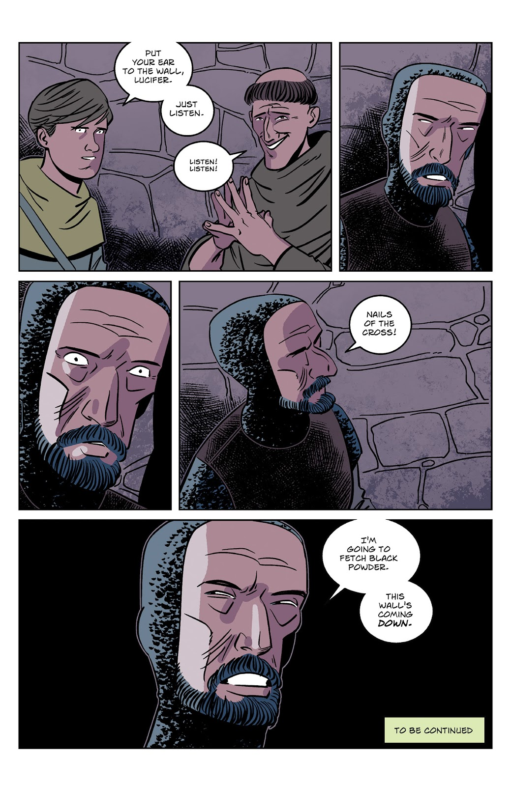 Read online Dark Ages comic -  Issue #2 - 24