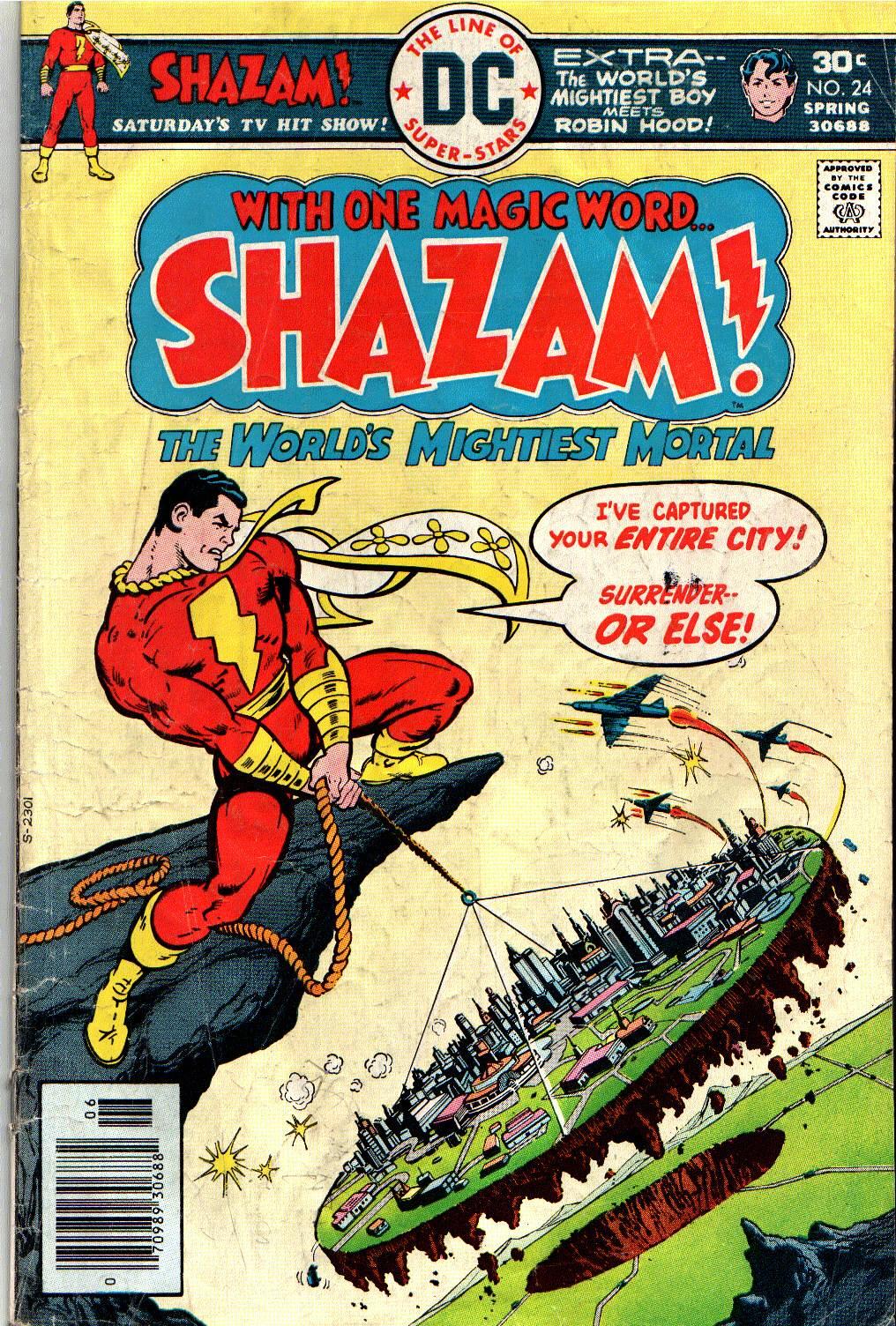 Shazam! (1973) issue 24 - Page 1