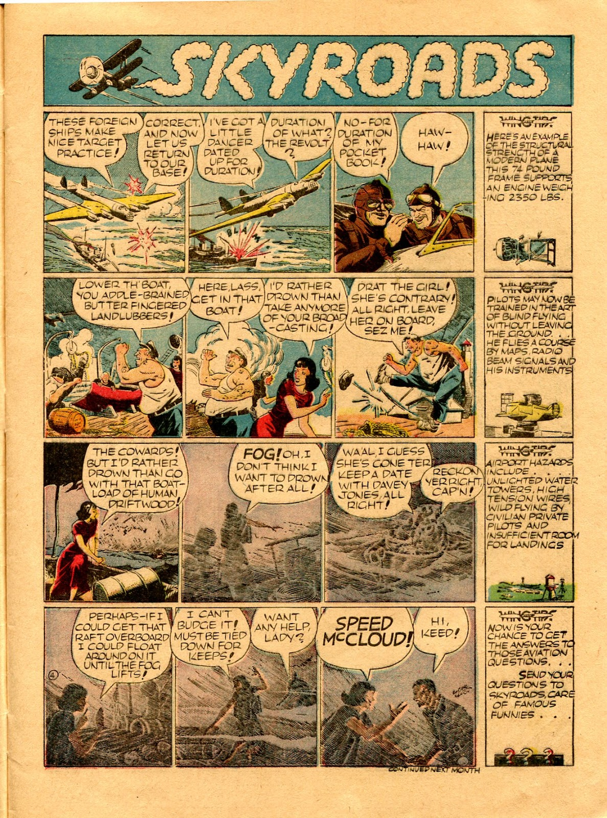 Read online Famous Funnies comic -  Issue #67 - 15