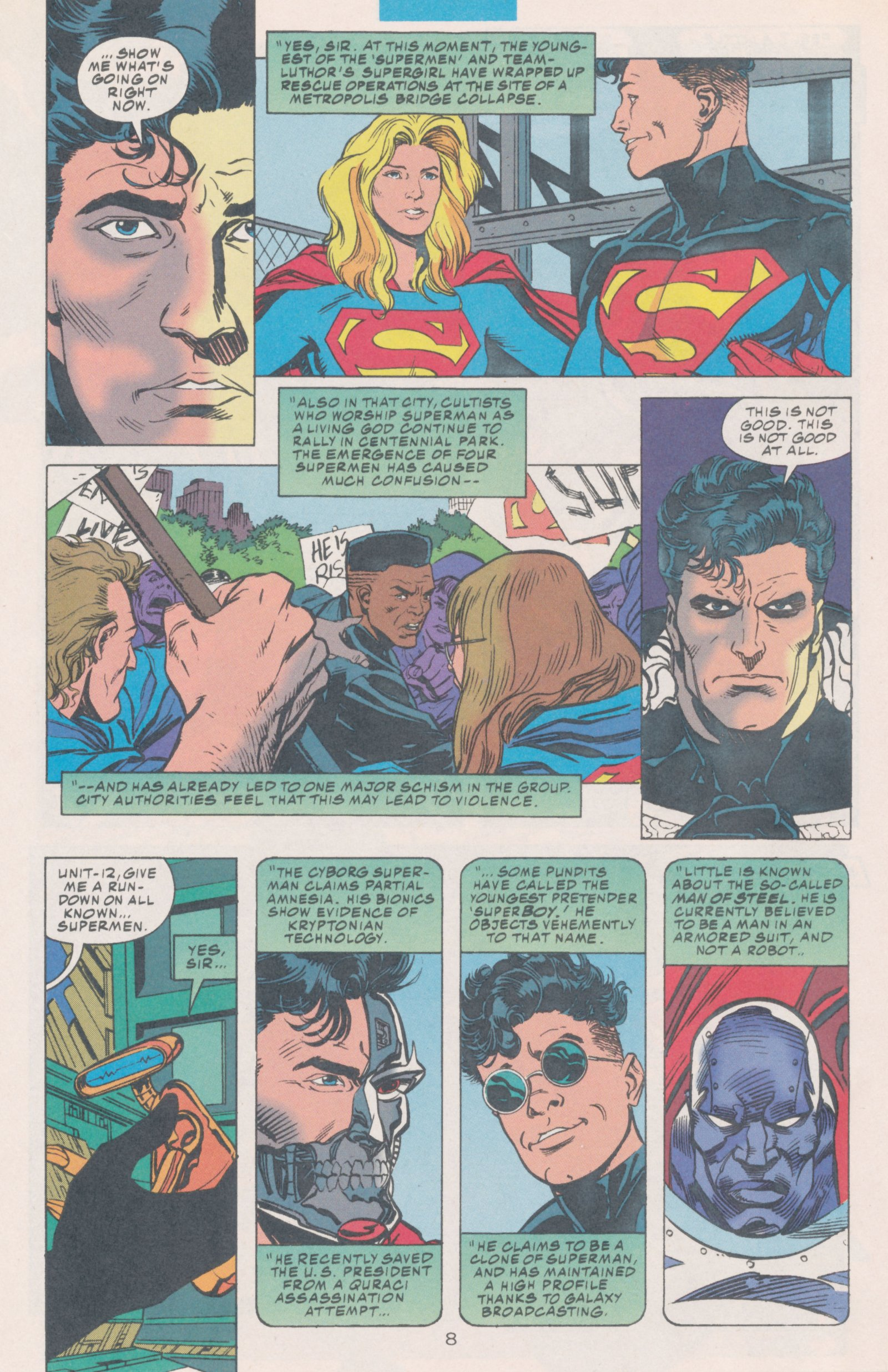 Action Comics (1938) 689 Page 10