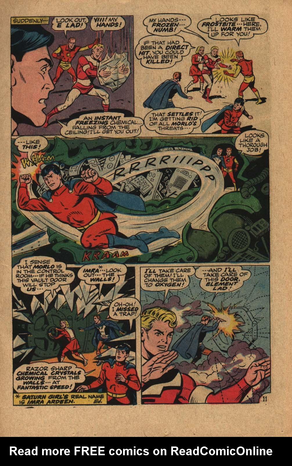 Read online Adventure Comics (1938) comic -  Issue #363 - 15
