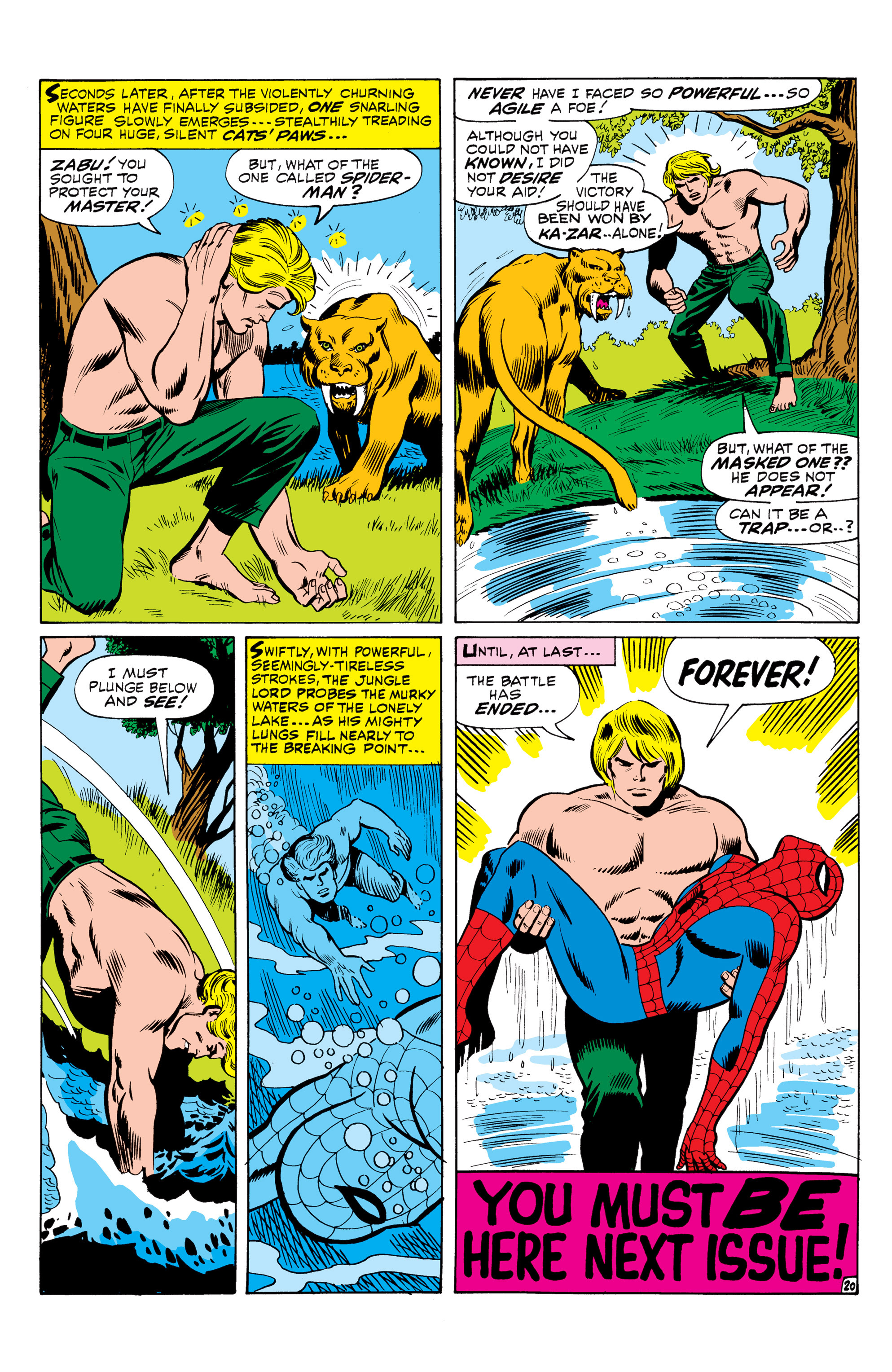 The Amazing Spider-Man (1963) 57 Page 20