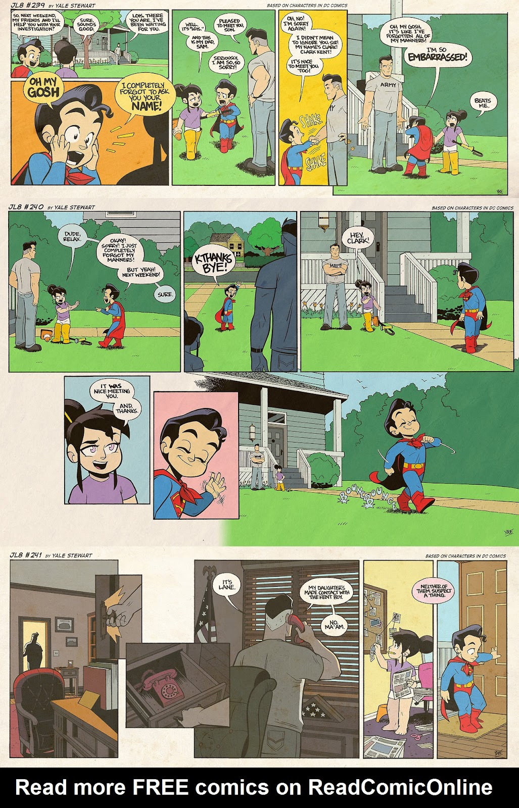 Read online JL8 – The Complete Collection comic -  Issue # TPB (Part 2) - 60