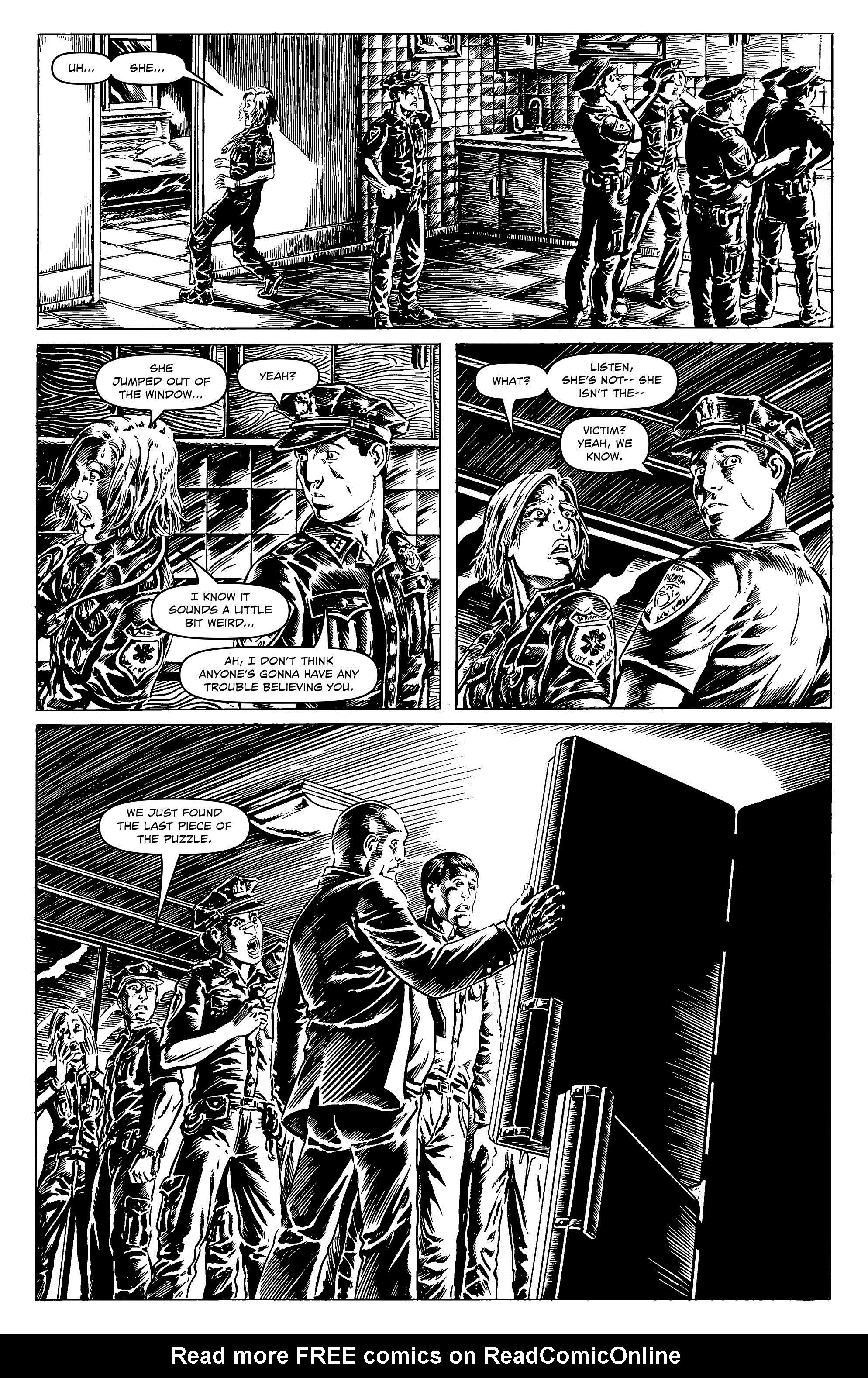 Read online Alan Moore's Cinema Purgatorio comic -  Issue #7 - 21