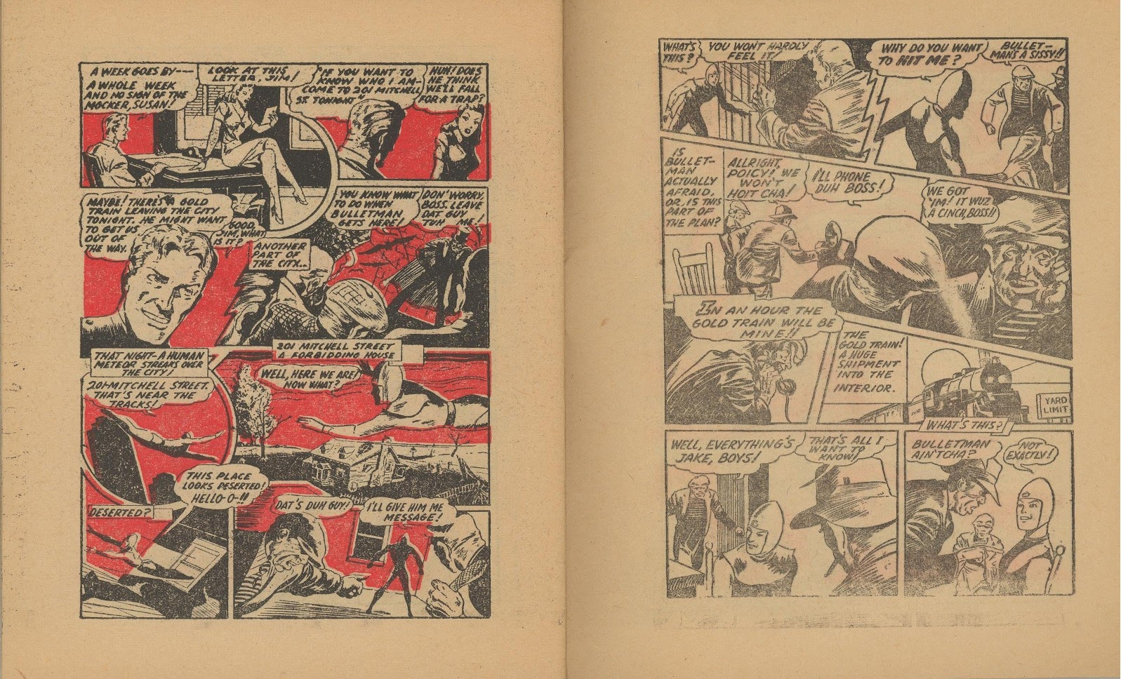 Bulletman issue 11 - Page 17