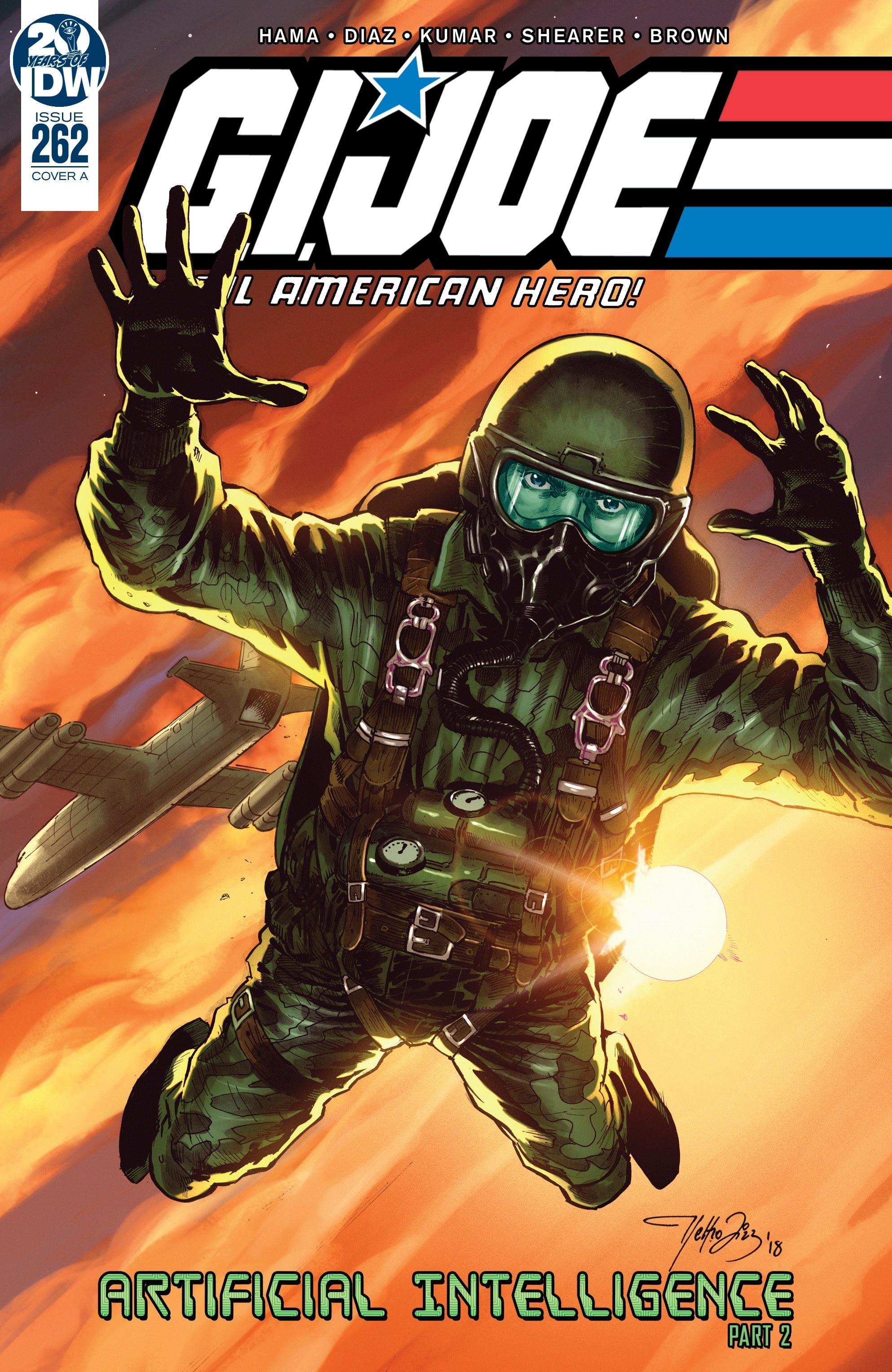 G.I. Joe: A Real American Hero 262 Page 1
