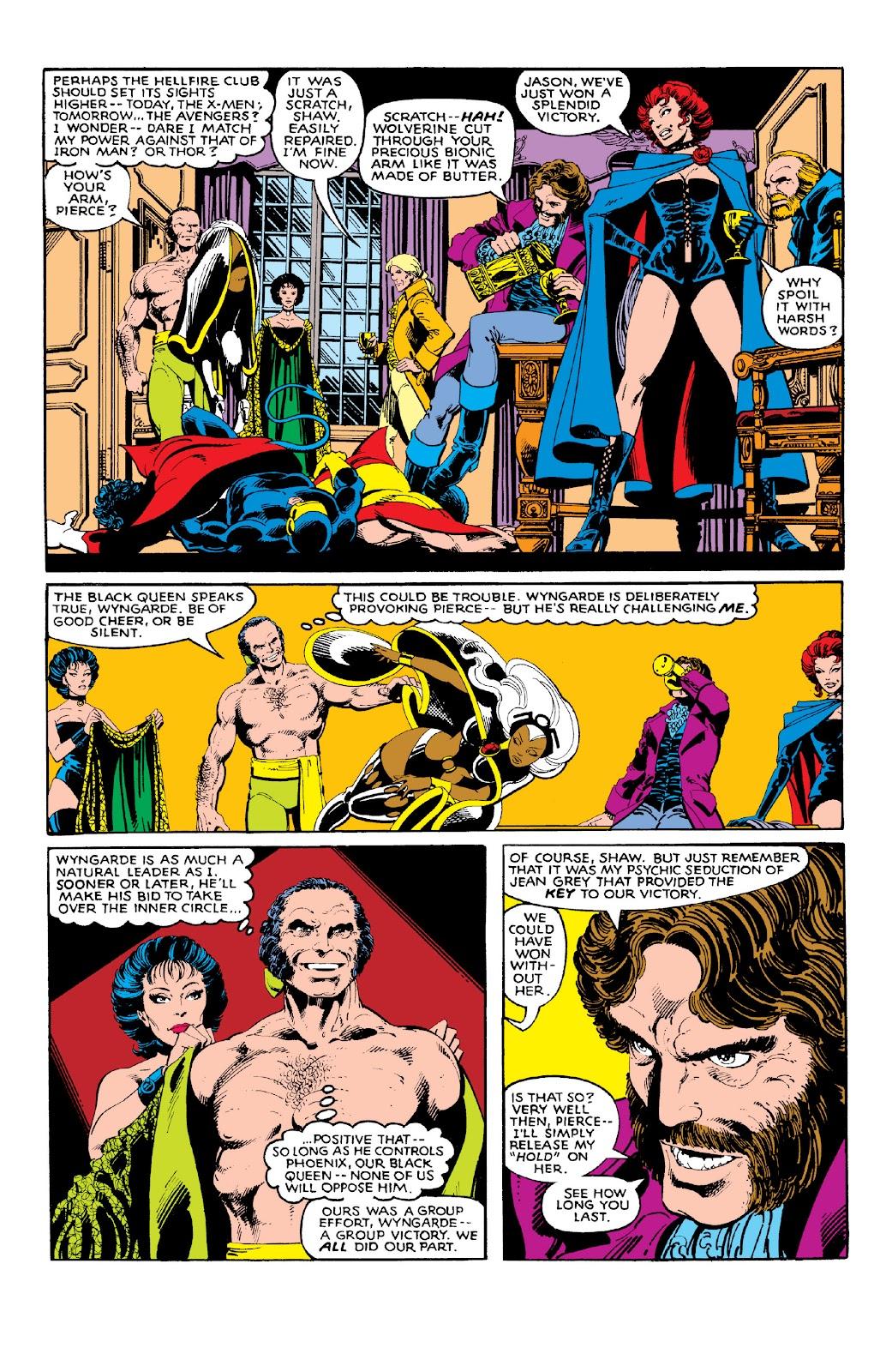 Read online X-Men Milestones: Dark Phoenix Saga comic -  Issue # TPB (Part 1) - 75
