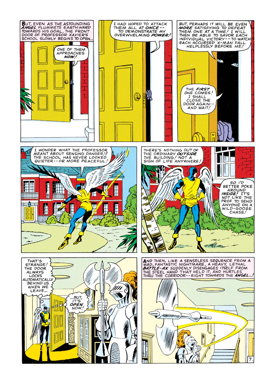 Uncanny X-Men (1963) 17 Page 7