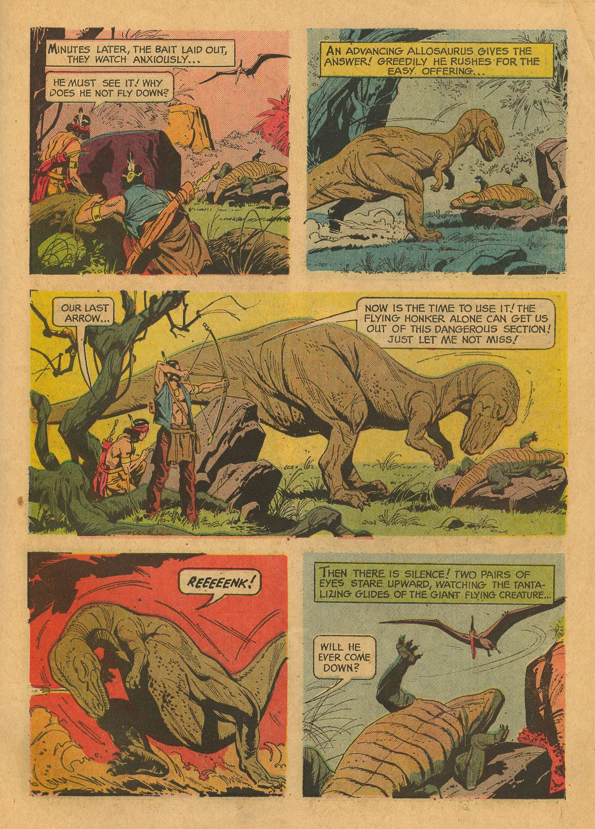 Read online Turok, Son of Stone comic -  Issue #49 - 31