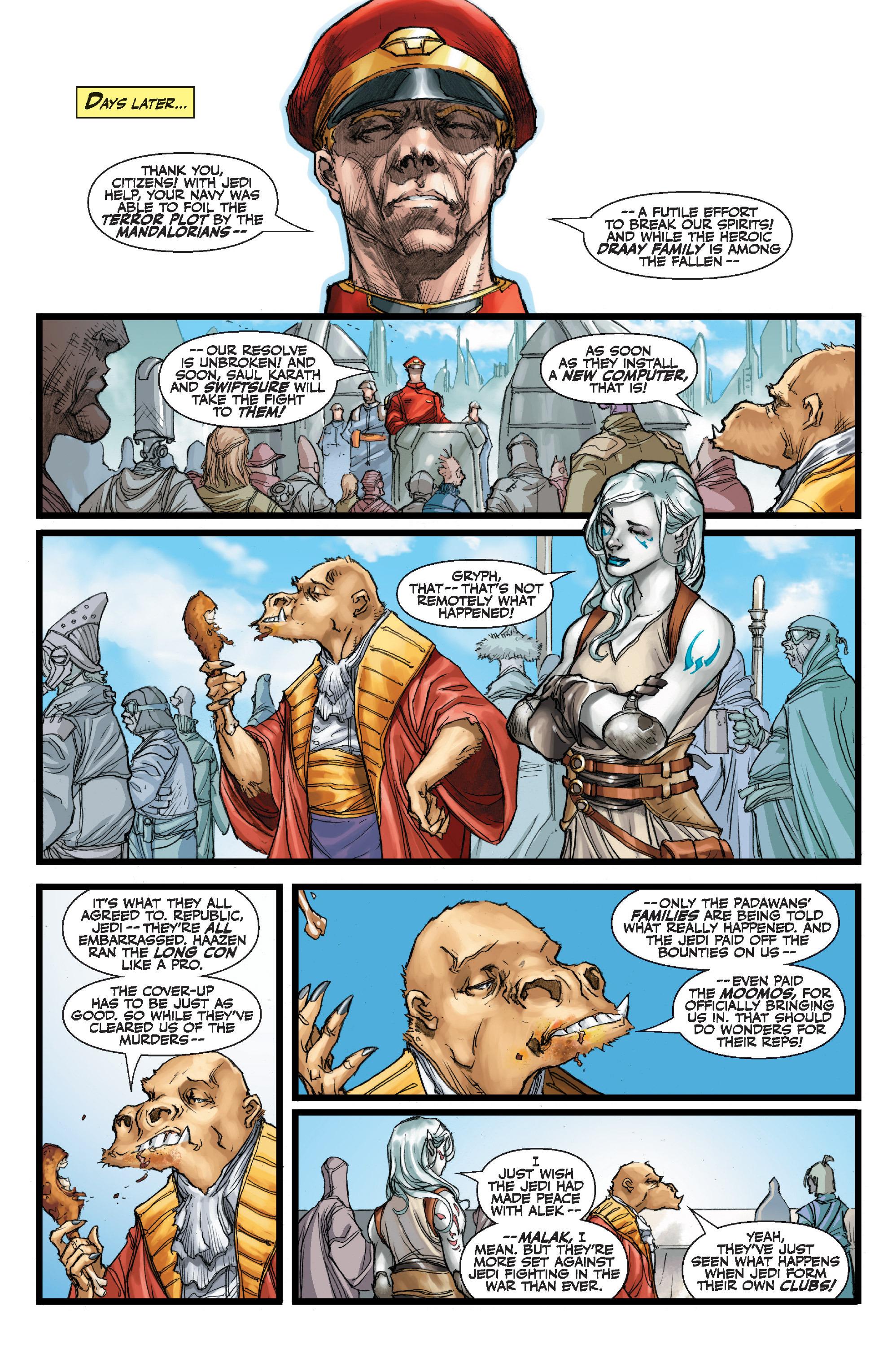 Read online Star Wars Omnibus comic -  Issue # Vol. 32 - 388