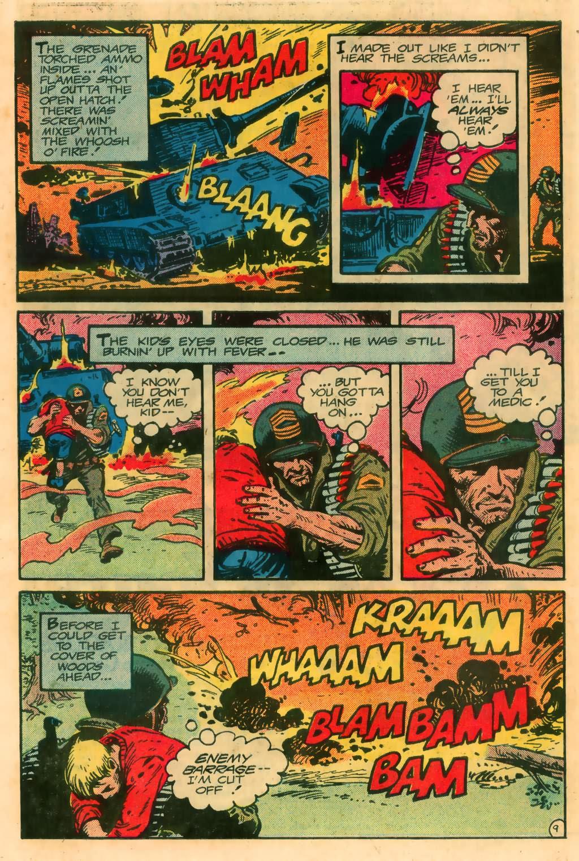 Read online Sgt. Rock comic -  Issue #374 - 13