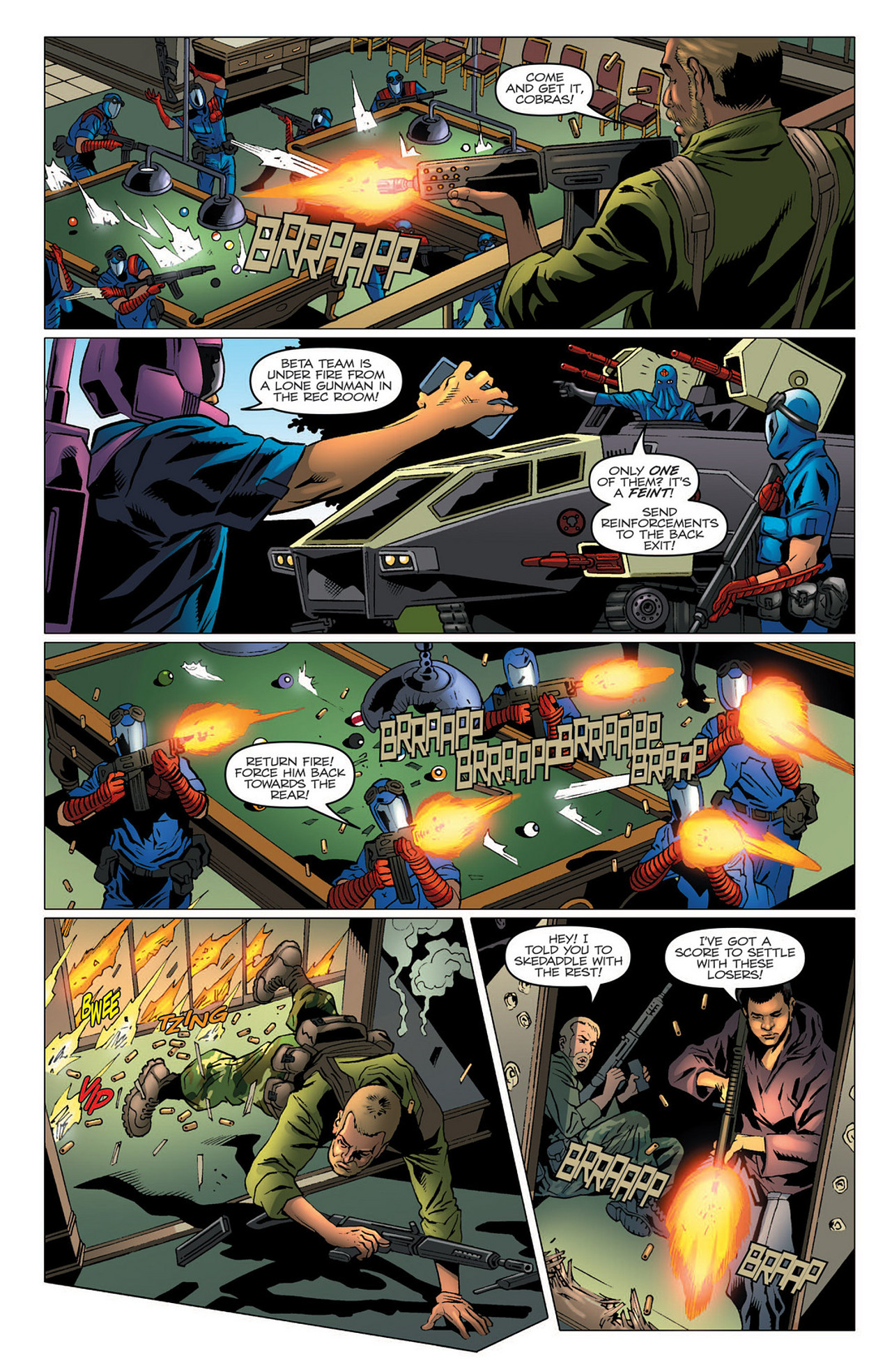 G.I. Joe: A Real American Hero 184 Page 16