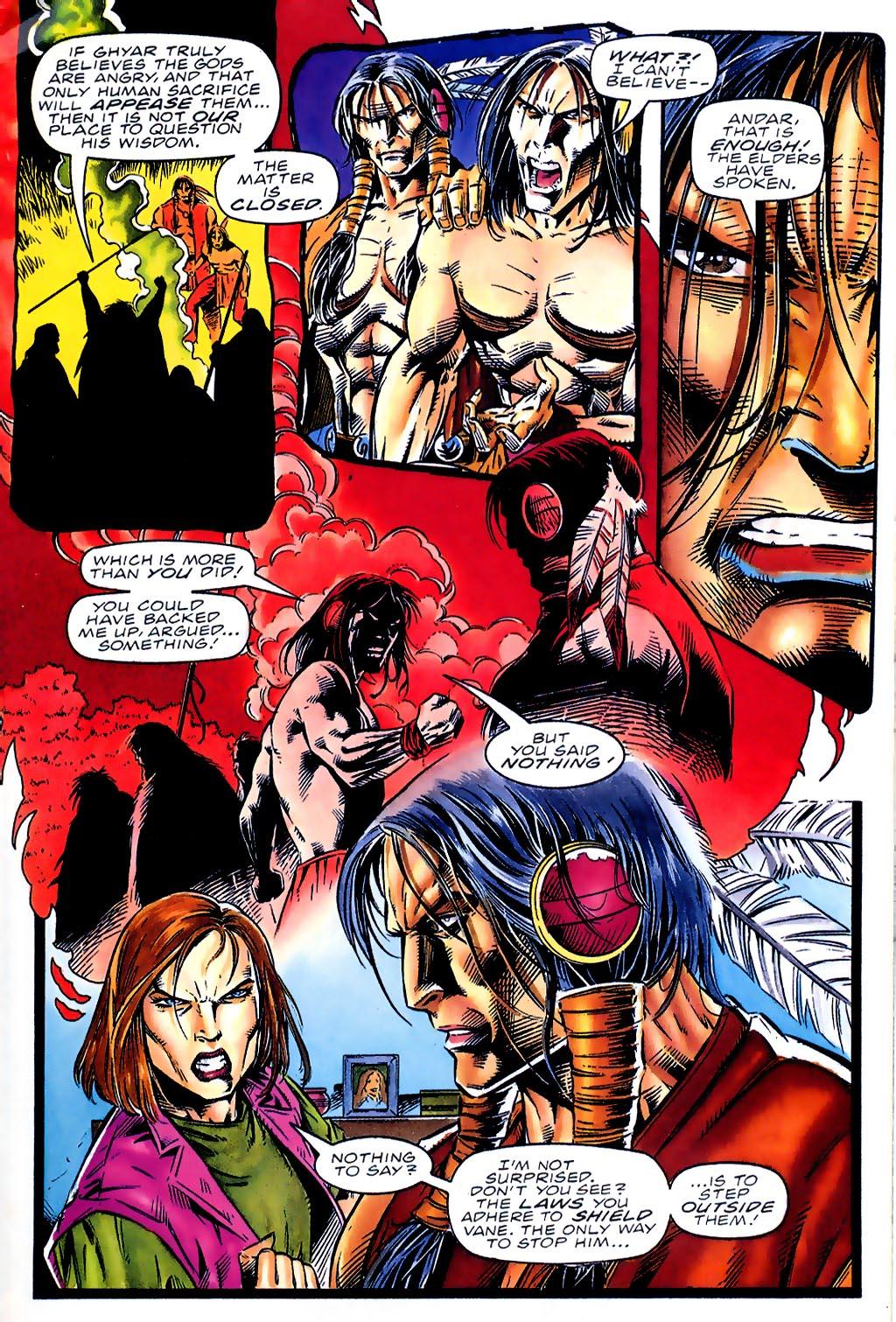 Read online Turok, Dinosaur Hunter (1993) comic -  Issue #41 - 10
