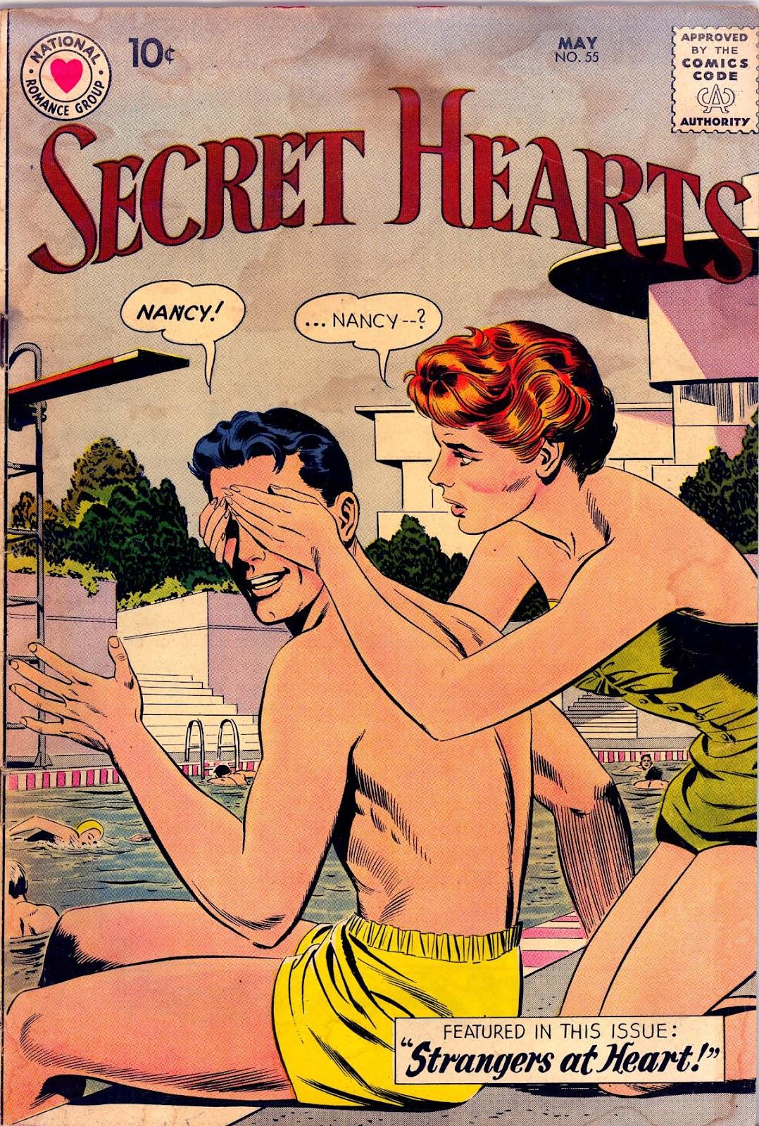 Secret Hearts 55 Page 1