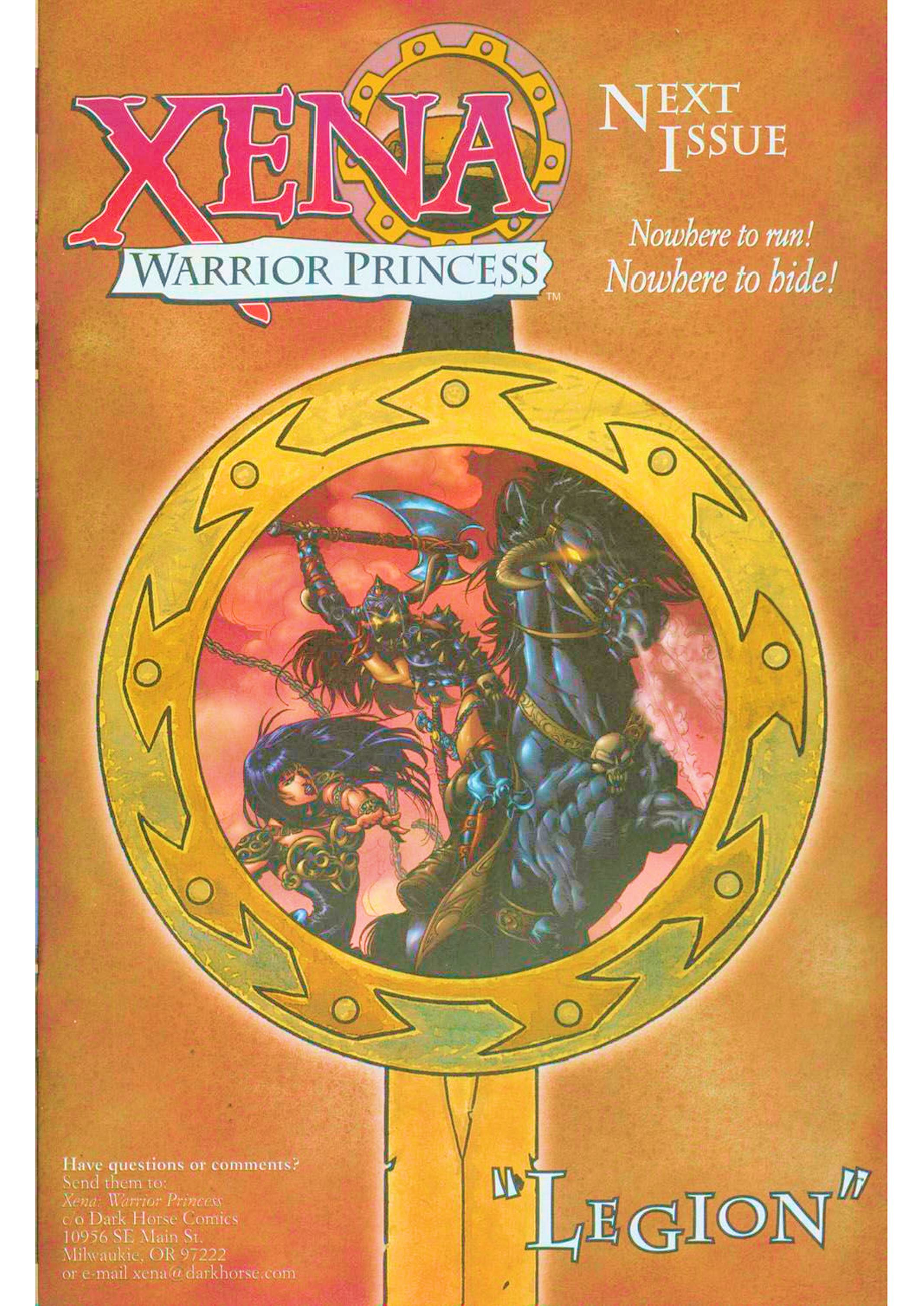 Read online Xena: Warrior Princess (1999) comic -  Issue #12 - 25