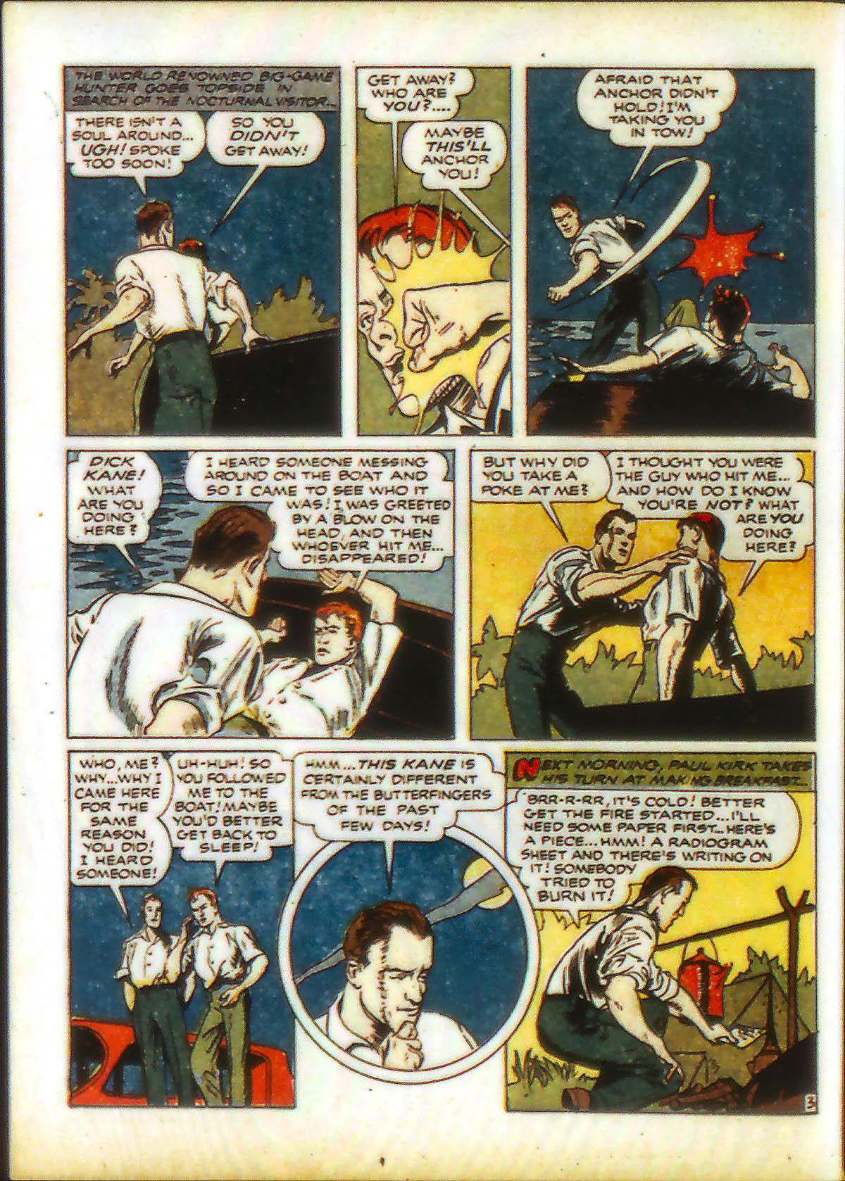 Read online Adventure Comics (1938) comic -  Issue #89 - 42