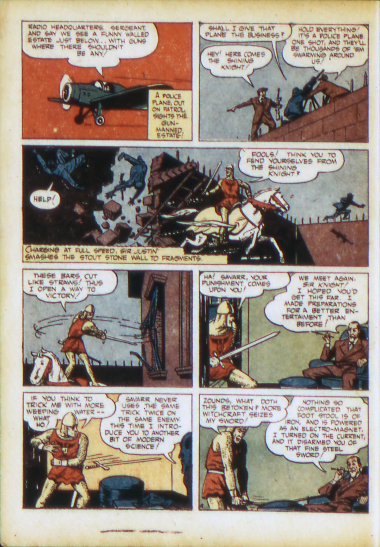 Read online Adventure Comics (1938) comic -  Issue #71 - 27