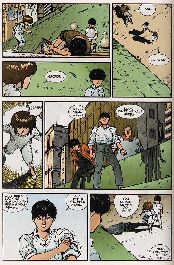 Read online Akira comic -  Issue #15 - 51